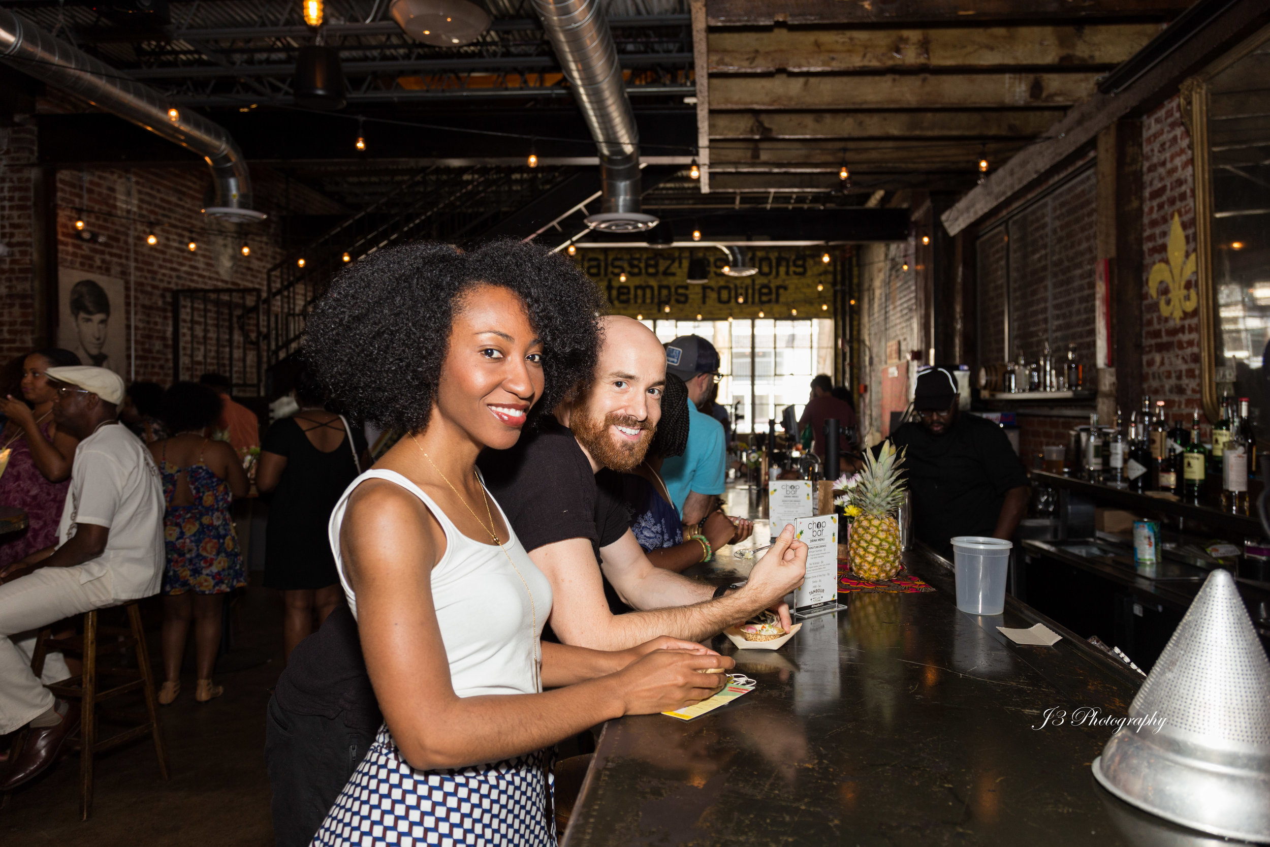 Chop Bar - Chef Jerome Grant