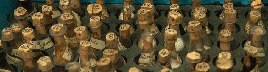 Hahnemanns original remedy kit