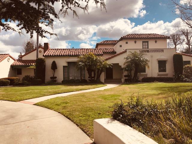 Spanish Revival Home    Location: Orange Estates