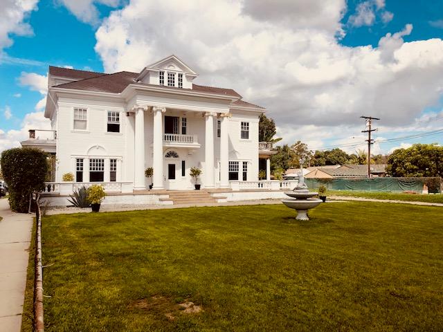 Rives Mansion build 1911    Location: Orange Estates