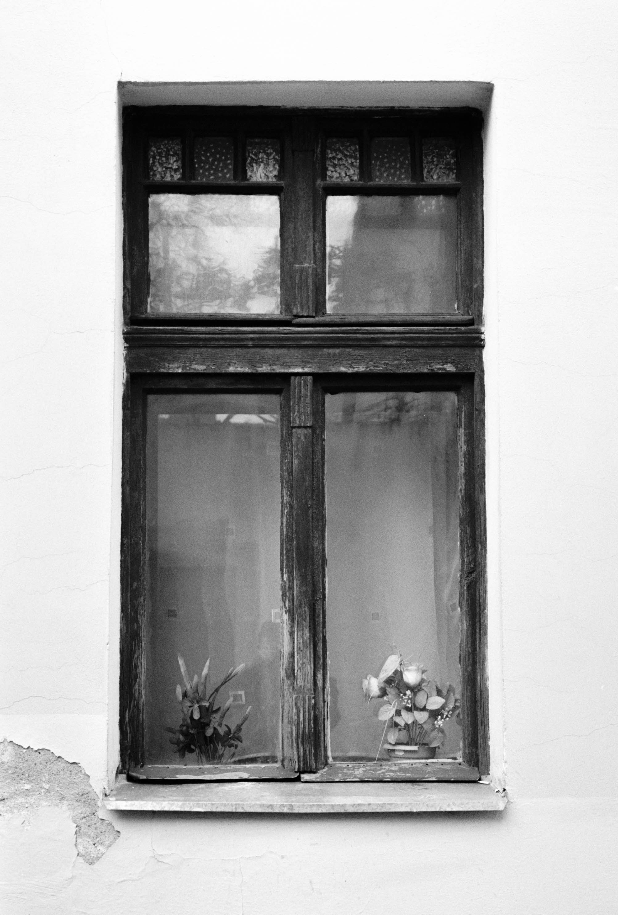 Window detail, Kutná Hora