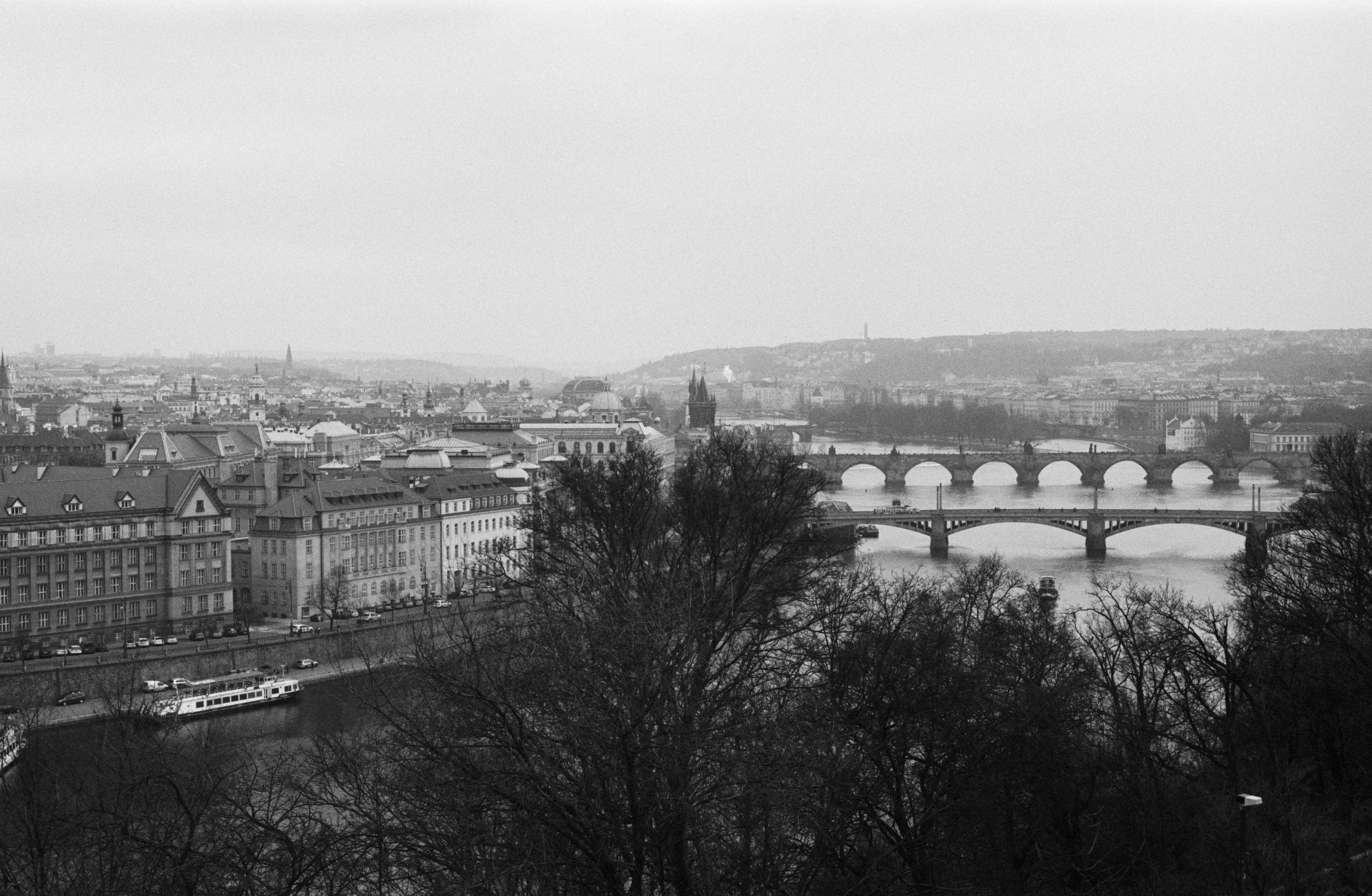 Vlatva River, Prague