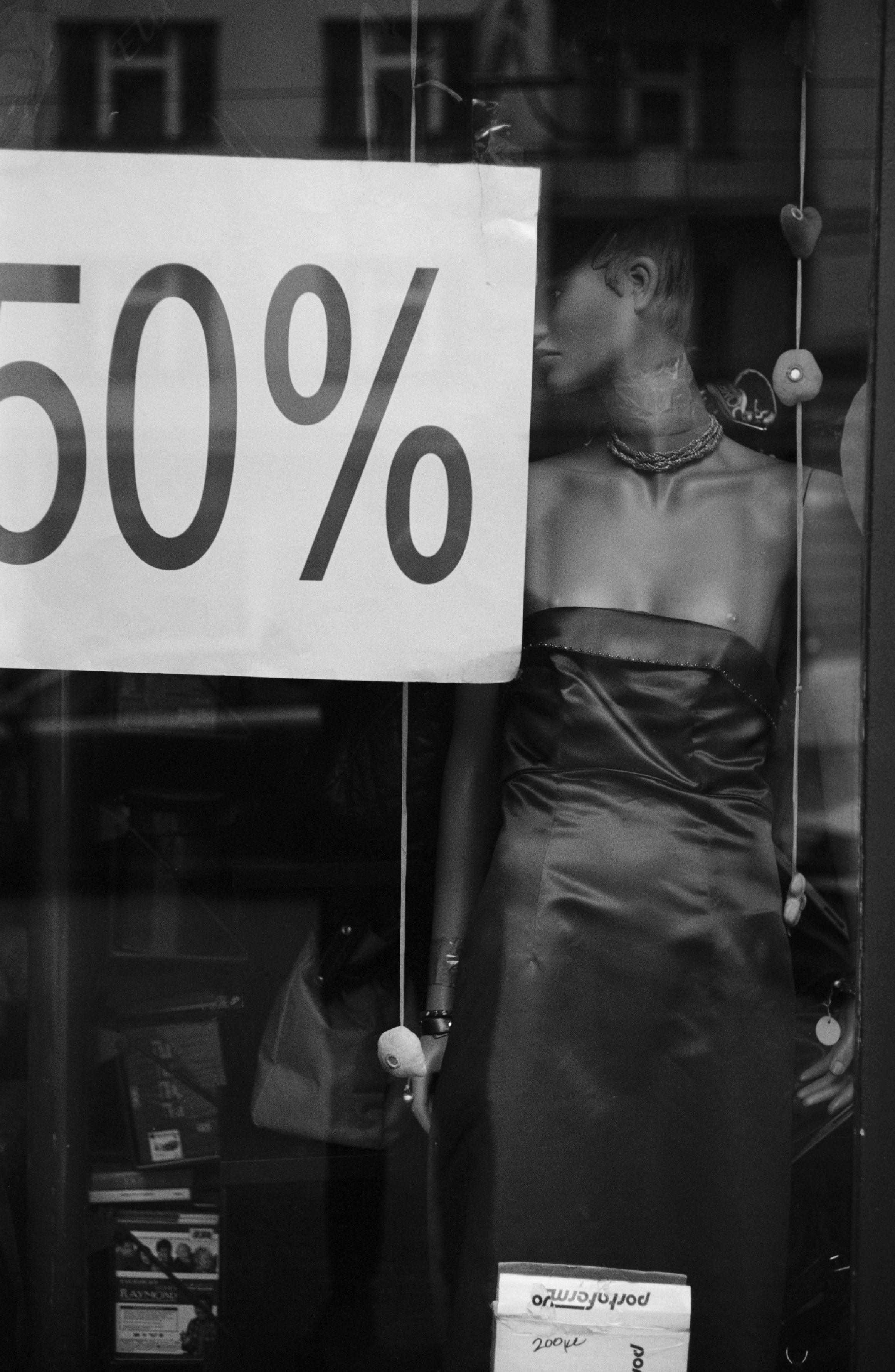 Dress shop, Prague 6