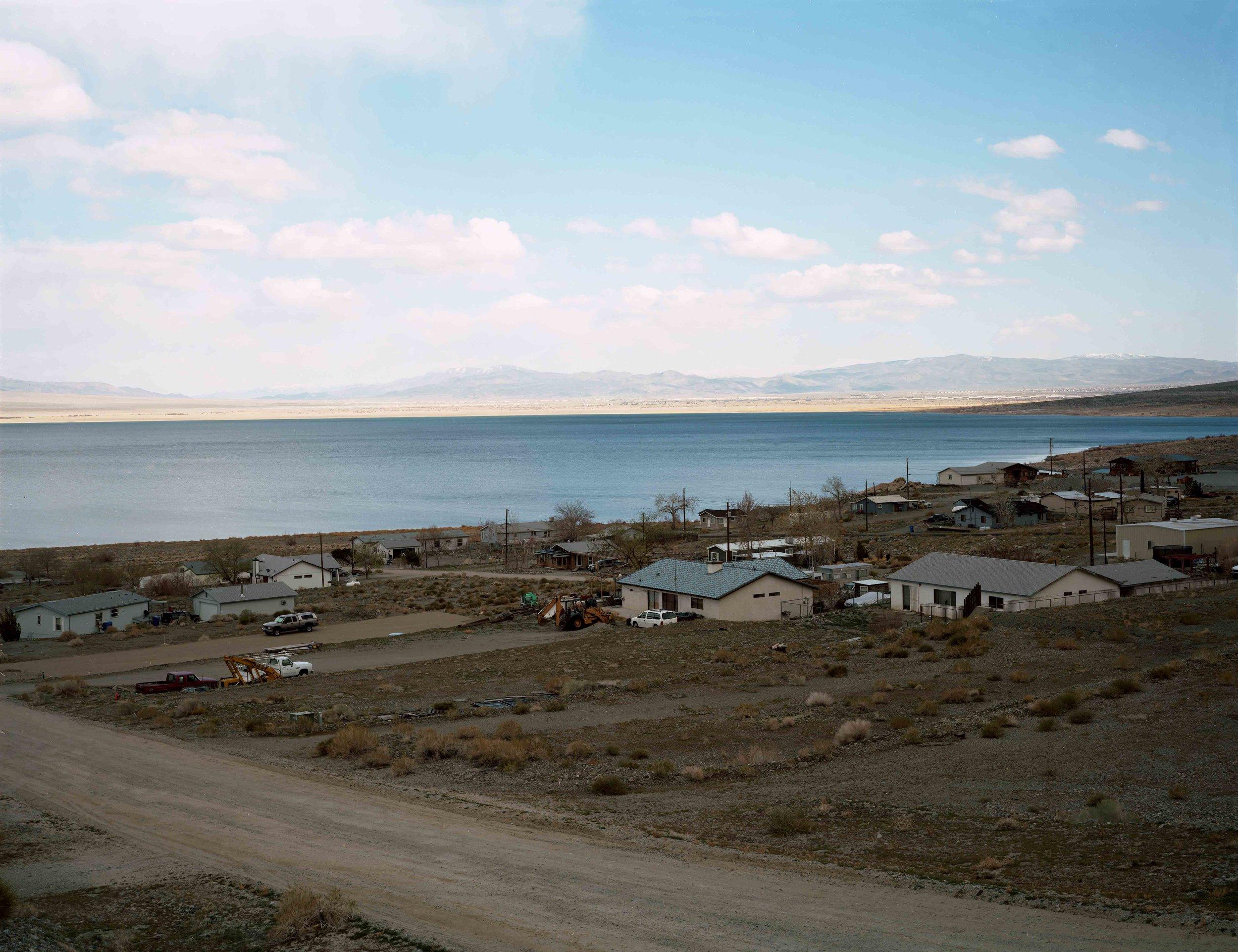 Walker Lake, 2019