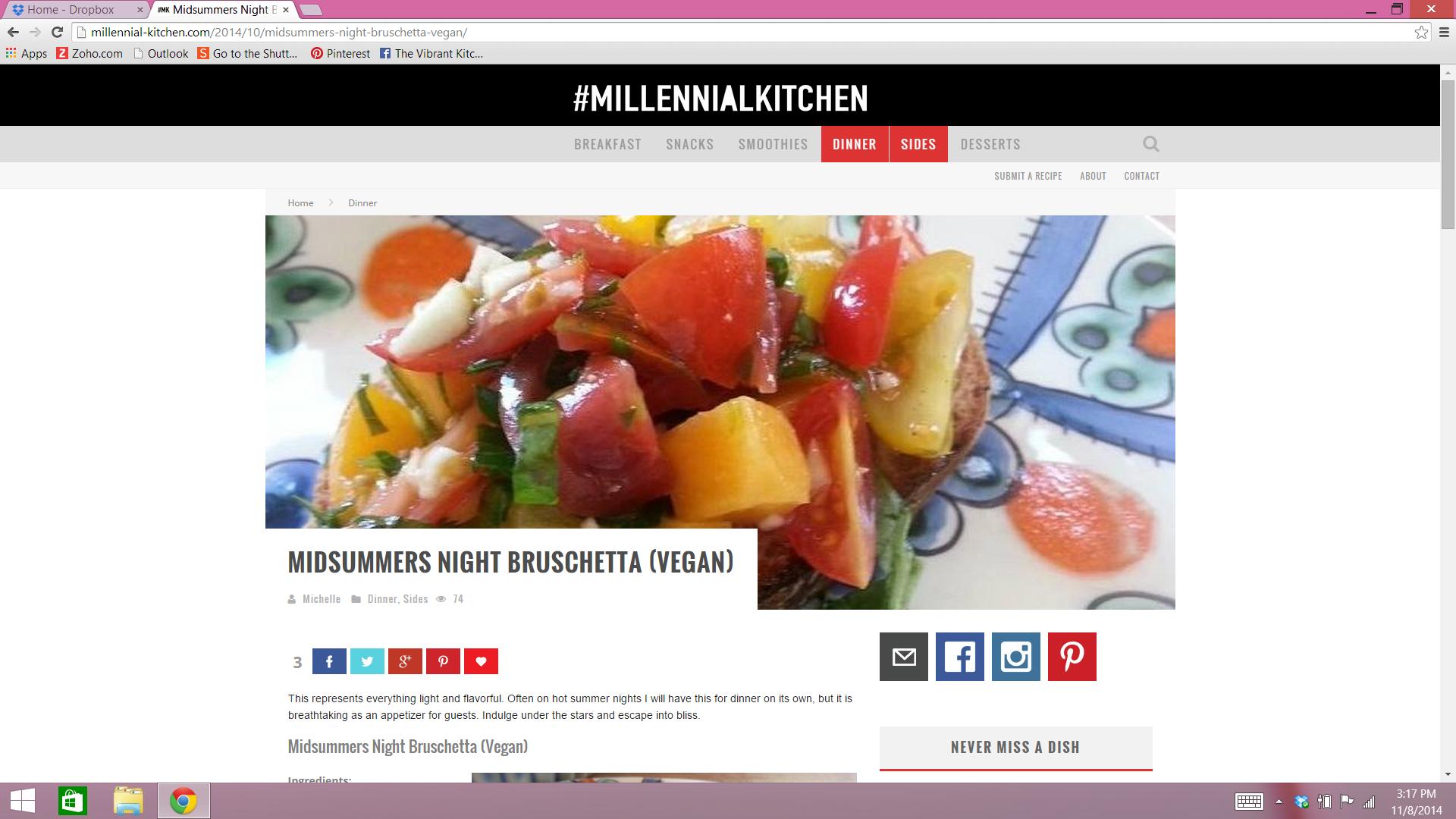 Millennial Kitchen