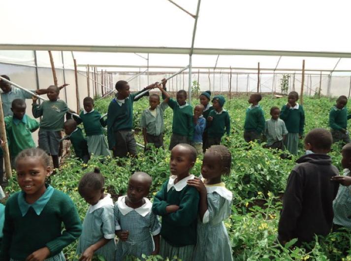 MajiMazuri.org Change a Childs Environment 2 Green Initiative.png