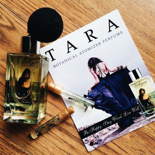 Tara Botanical Perfume