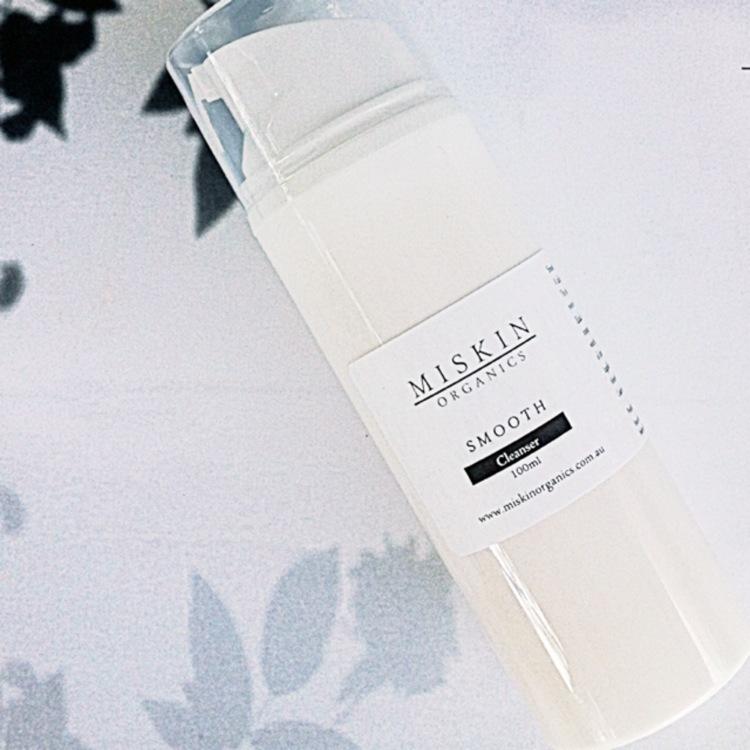 Smooth Cleanser by Miskin Organics