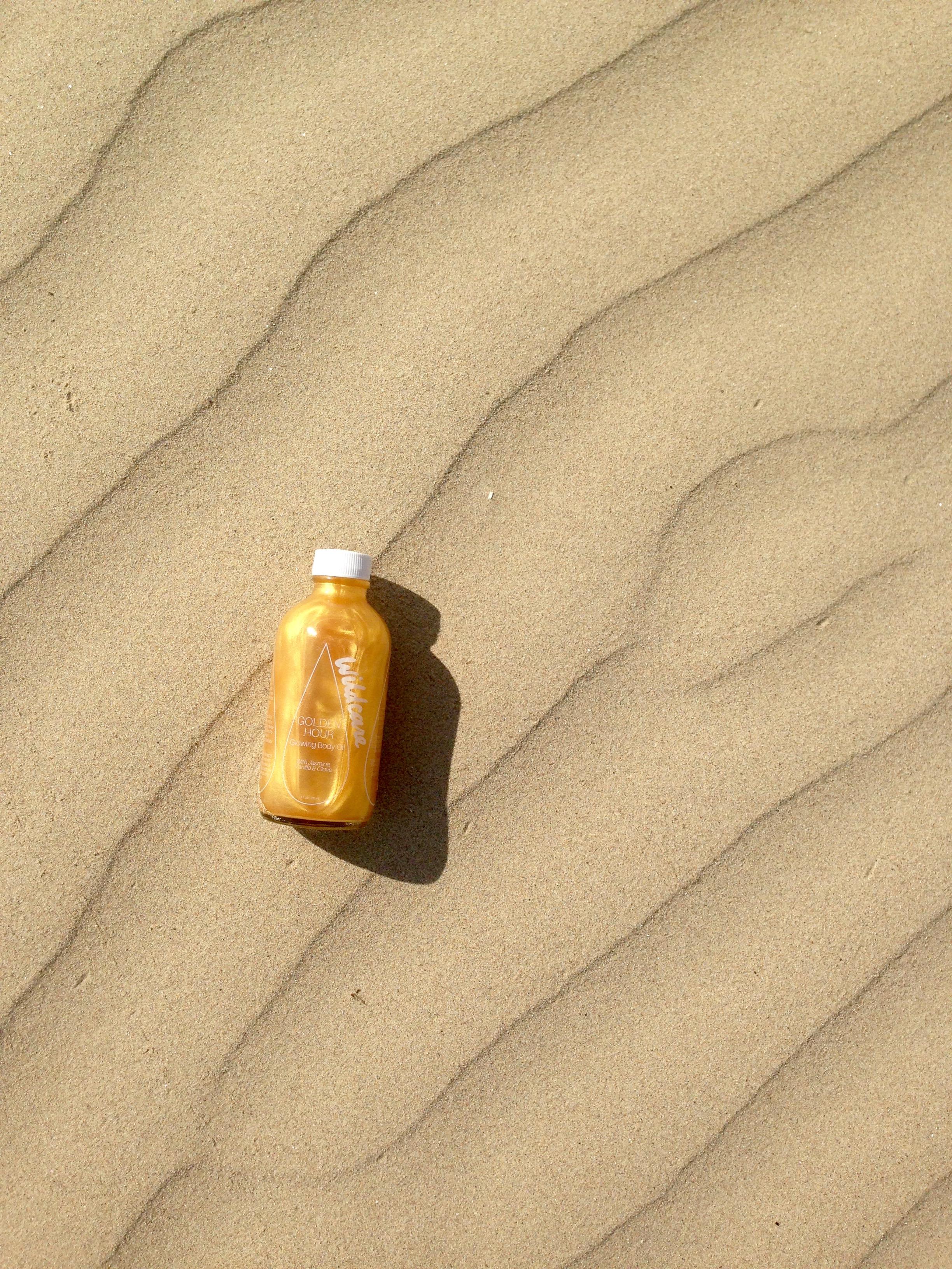 Golden Hour Body Oil