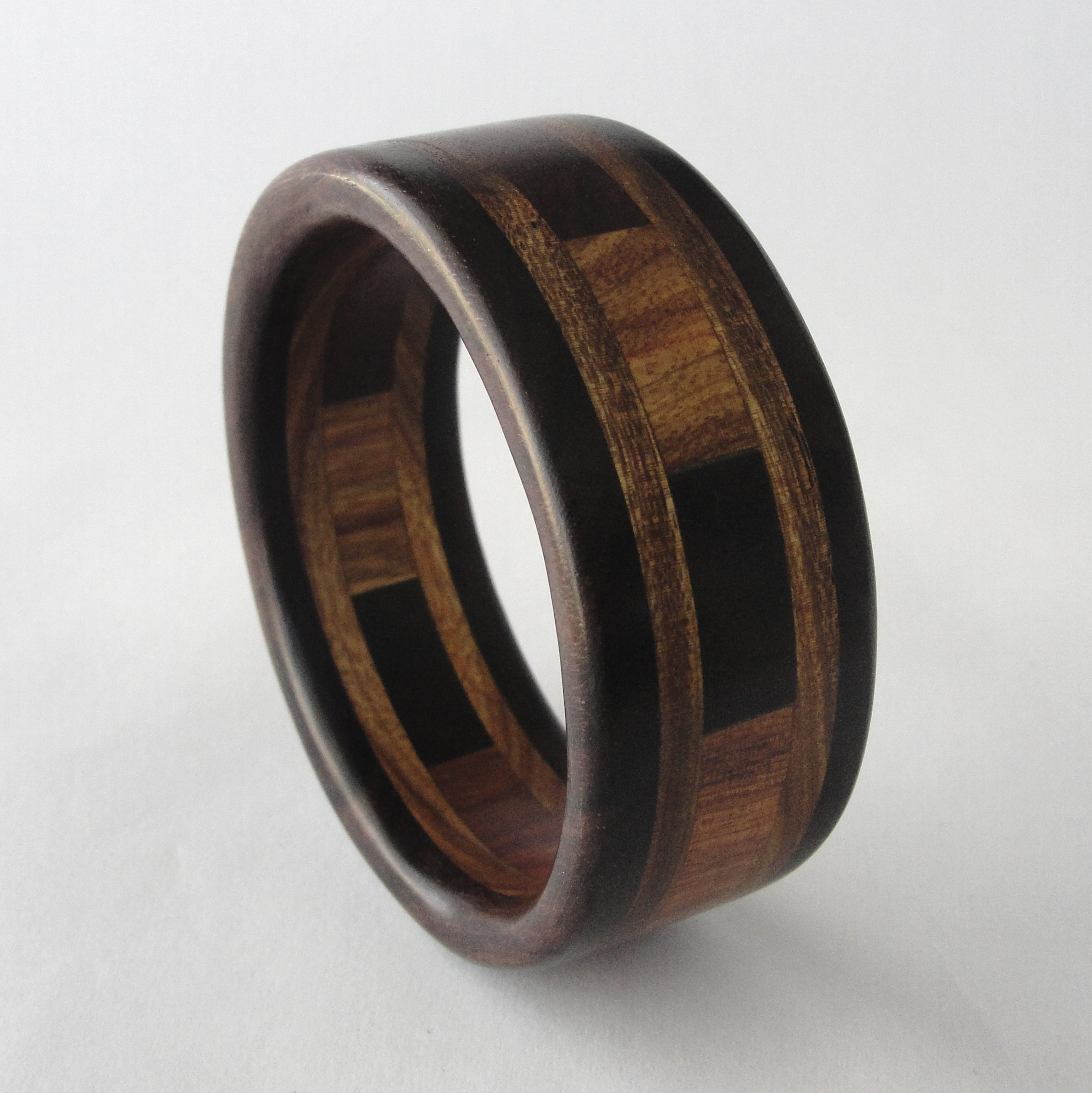 Sample Bracelet from our Segmented / Layered Collection
