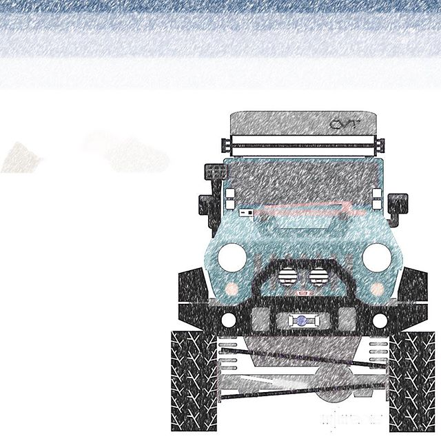 #Winter ? ...BRING IT... Unlock the Out There in a Jeep.  #snow + #jeep = #noproblem  Made with @assemblyapp  #vector #vectorart #assemblyapp #enlight #draw #sketch #illustrate #art #artist #drawing #design  #wrangler #jeepwrangler #OIIIIIIIO #warn #aev #aevconversions #rigidindustries #jeeplife #jeepart #goprepared #adventure #overland #jeepwave #rigidlights  #cvtfamily @aevconversions @rigidindustries @warnindustries @factor55llc @hiliftjacks @cvttents