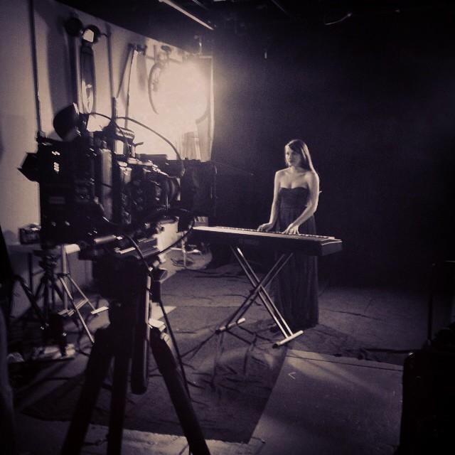 shooting something to prove at john deeb's studio
