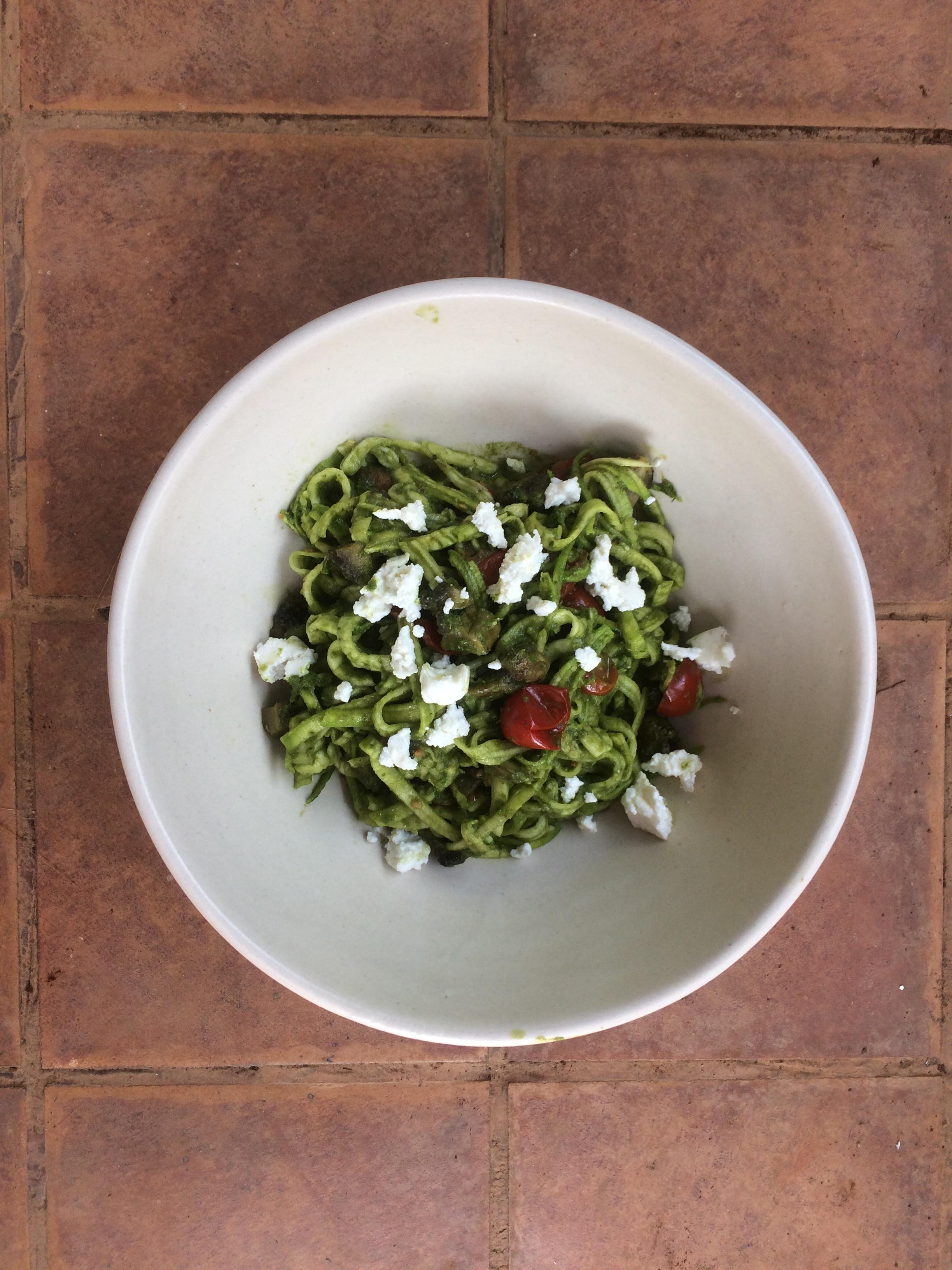 Pavithra Dikshit Salad
