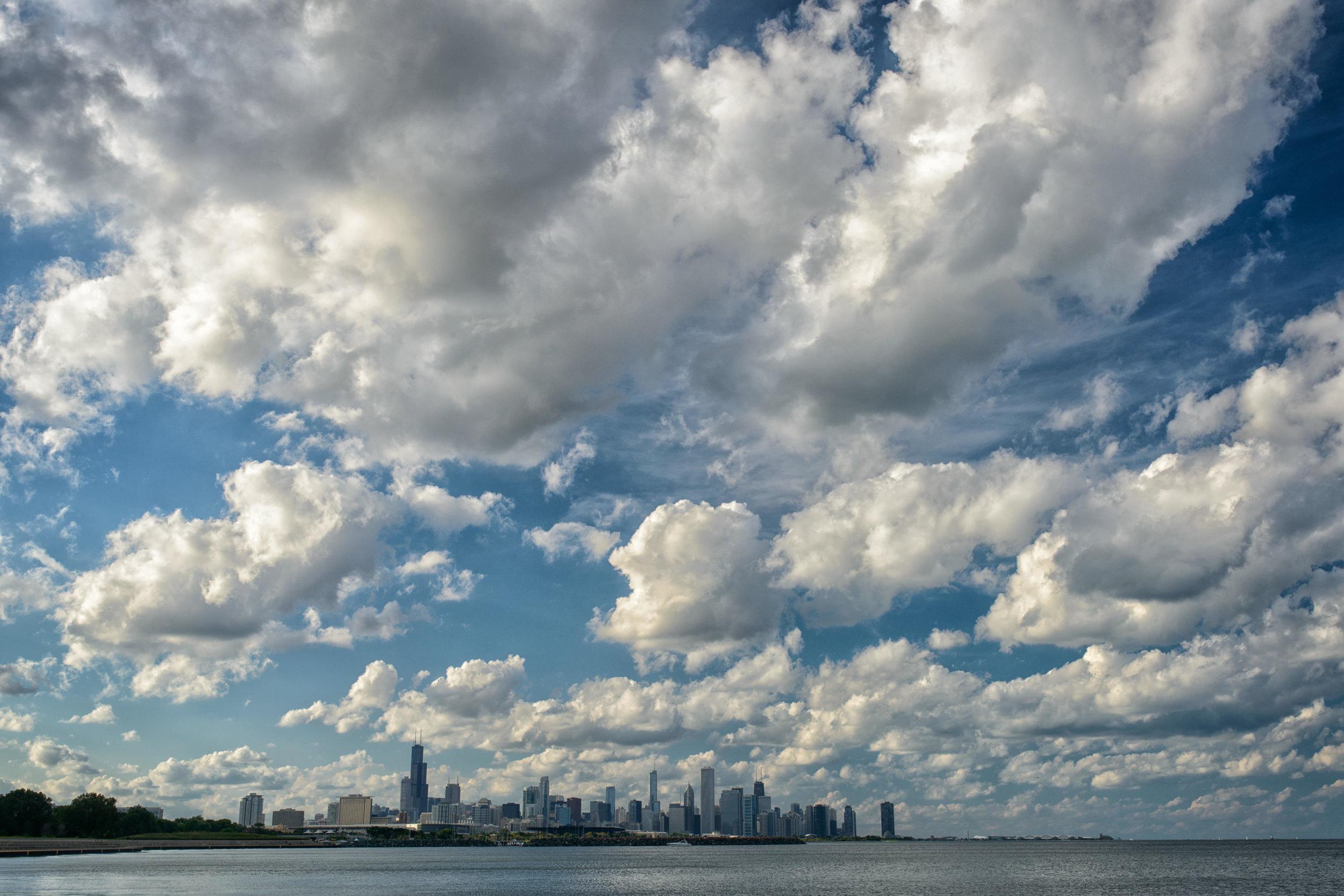 Cloud Atlas - Chicago