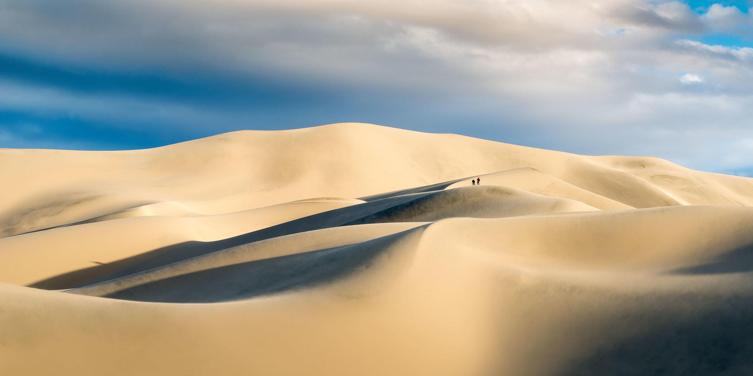Eureka Dunes - Death Valley
