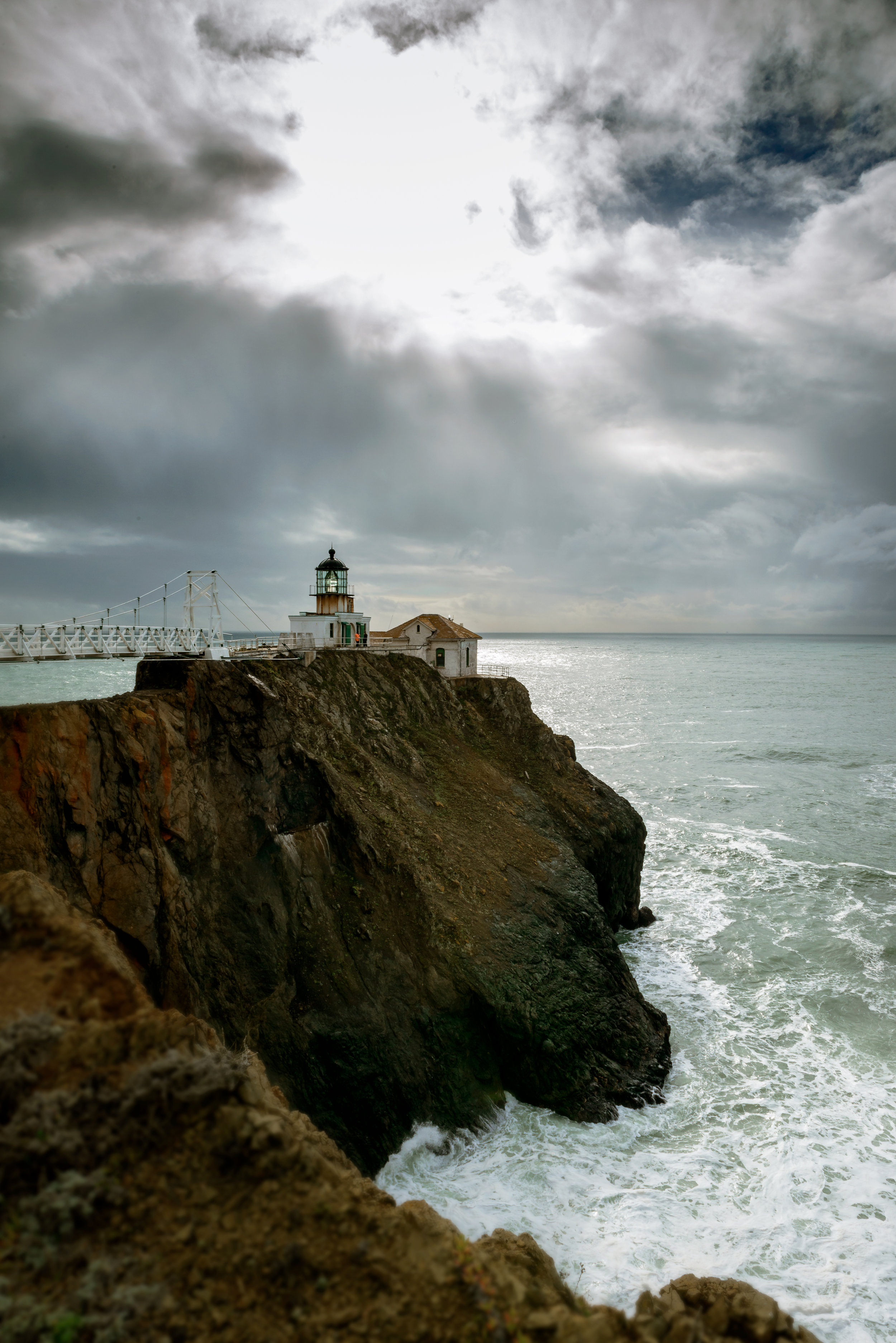Golden Gate Lighthouse