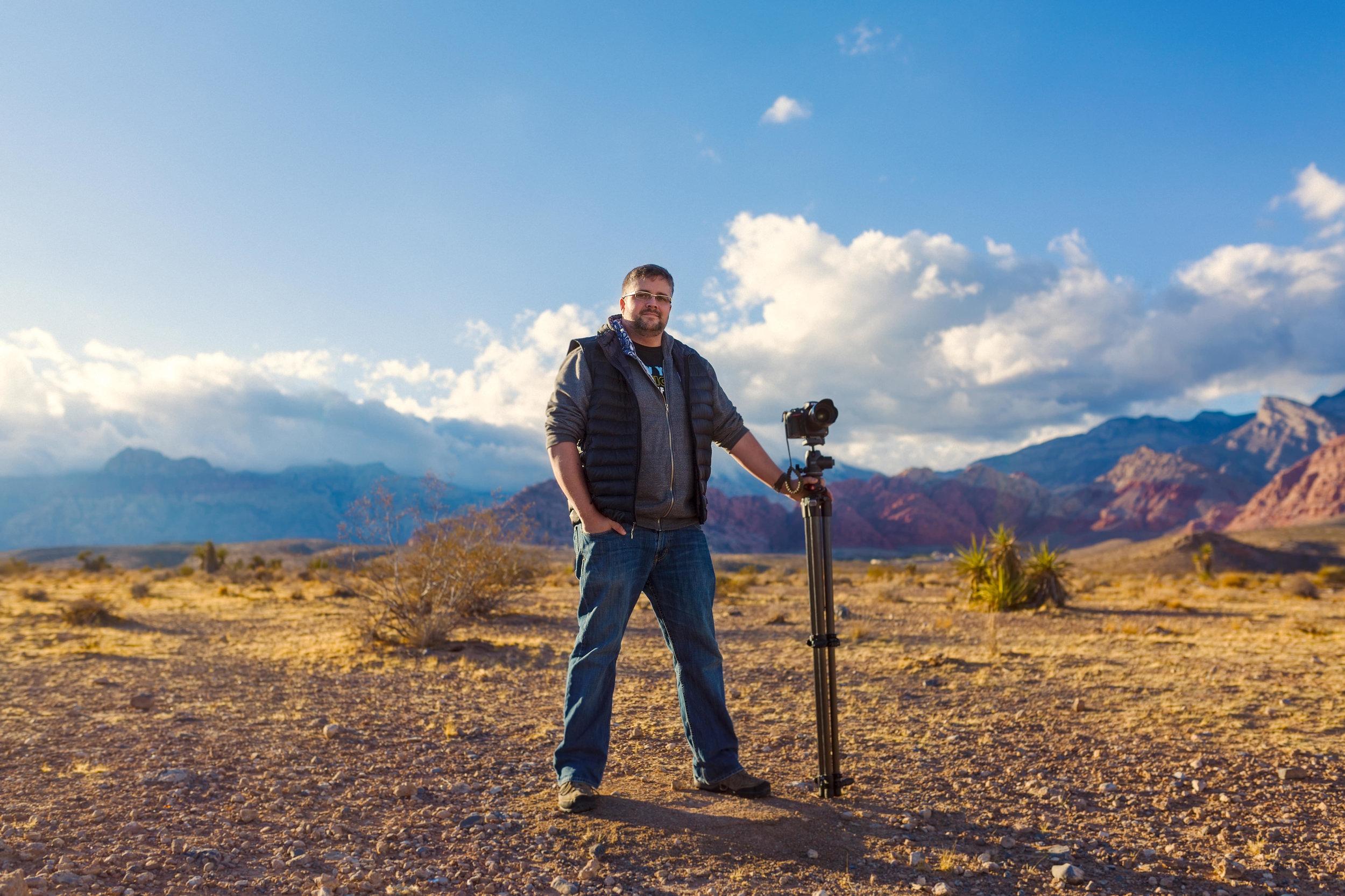 David J. Crewe - Red Rock Canyon