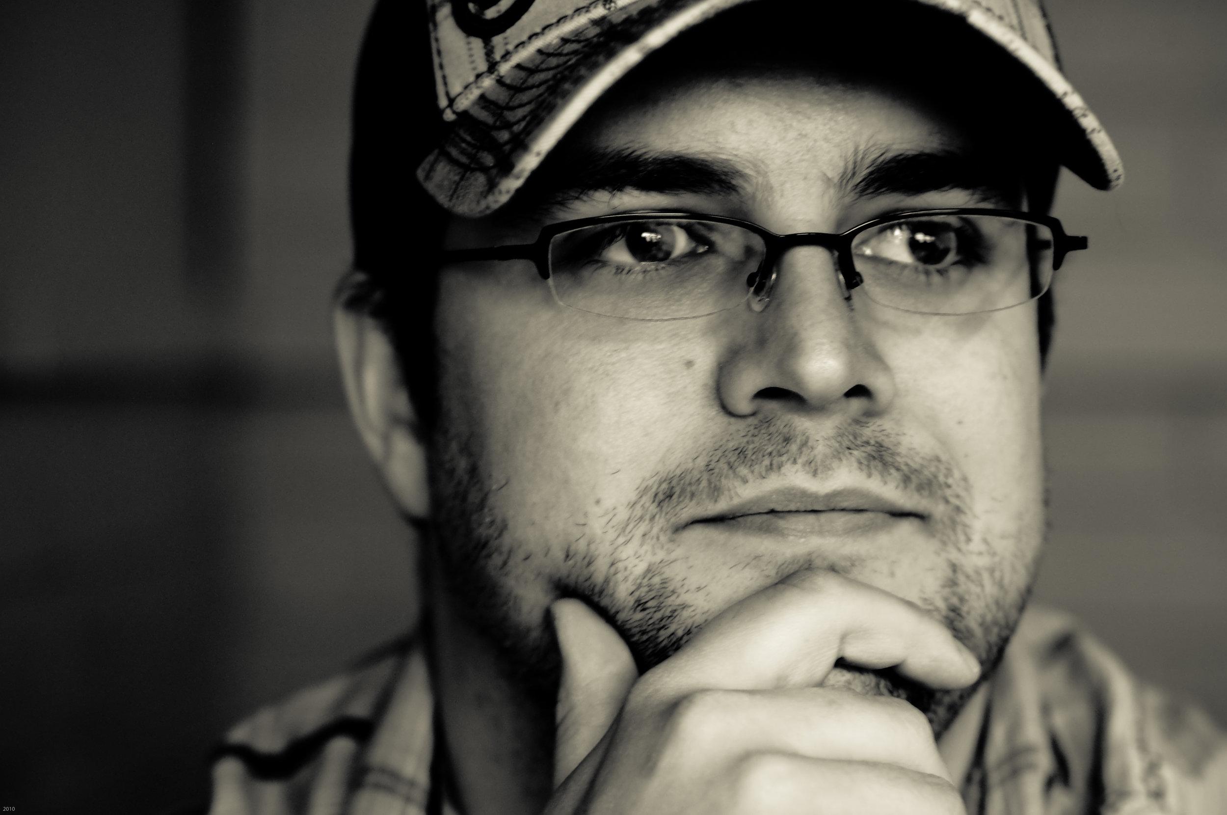 David J. Crewe - Headshot