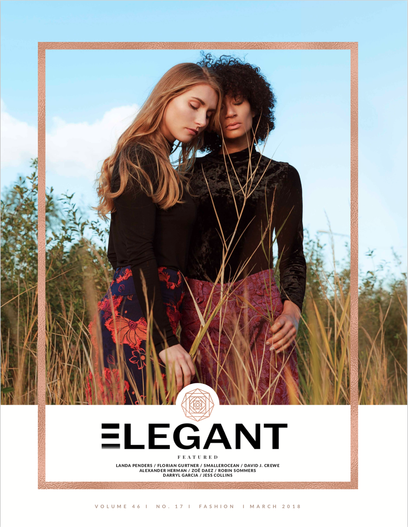 Elegant Magazine - Fashion #17 March 2018