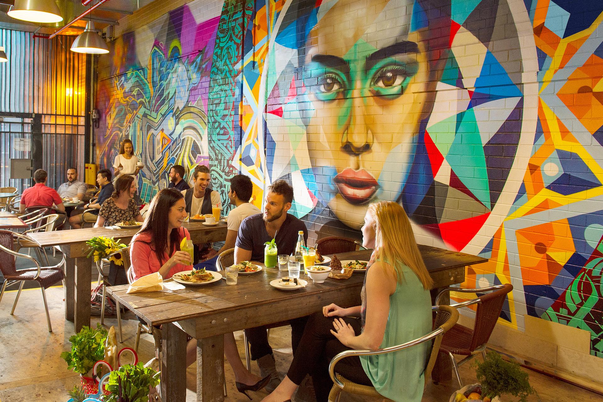 Adelaide Central Market -