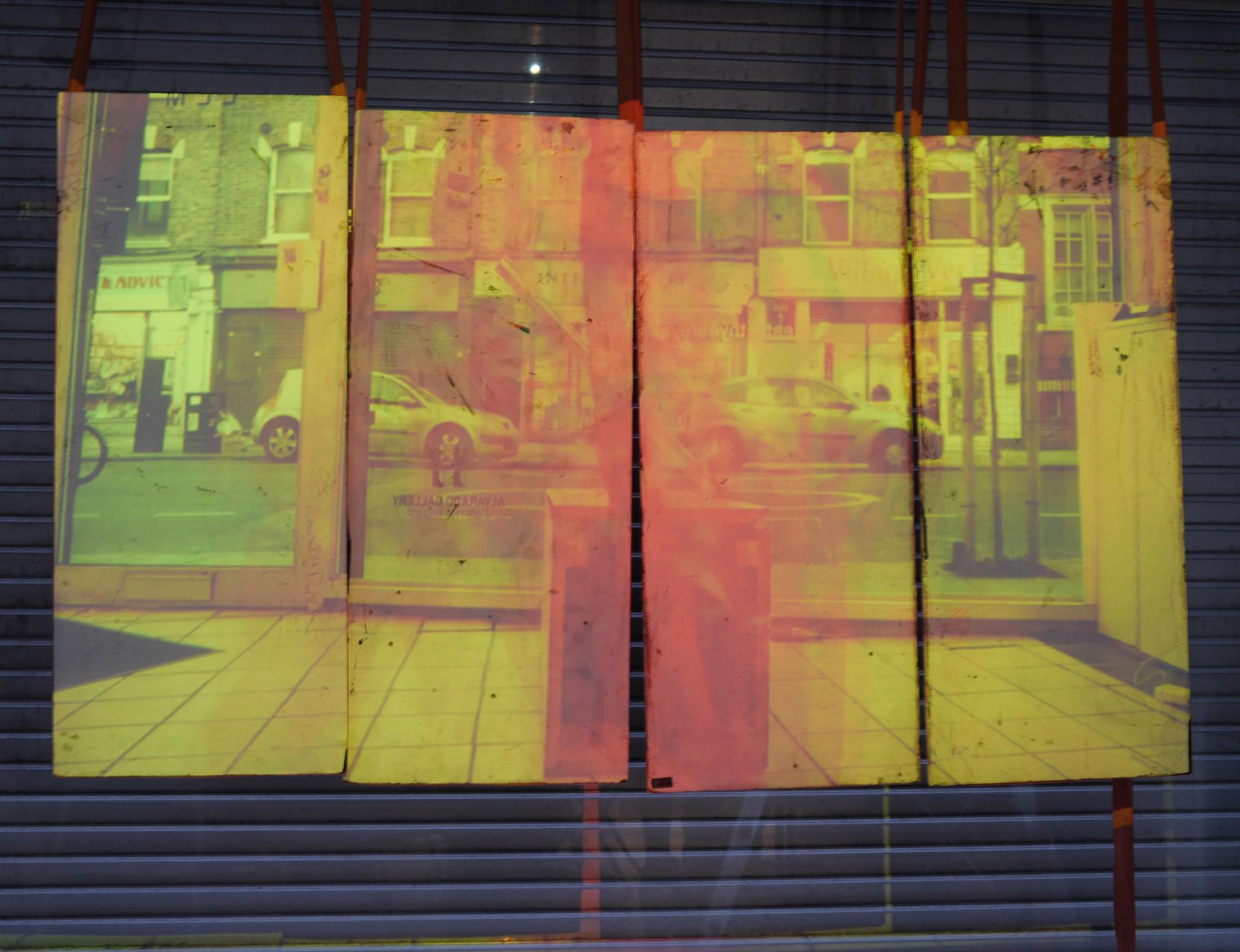 Man vs. Art, 2015  Digital Video, 00:16:43