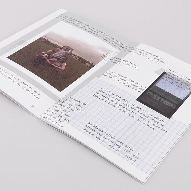 Spread 1 - Echo booklet  #design #typography #type #branding #identitydesign #graphicdesign #flyer #vsco #vscocam #new #minimalism #minimalist #minimal #booklet