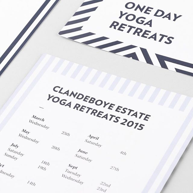 Reverse side of flyer designed for @greenhouseyogaretreats  350GSM uncoated stock  ____ #design #typography #type #branding #identitydesign #graphicdesign #business #cards #businesscards #booklet #vsco #vscocam #new #minimalism #minimalist #minimal #print #Belfast #book #Pantone #metallic #ink #print #yoga #retreat