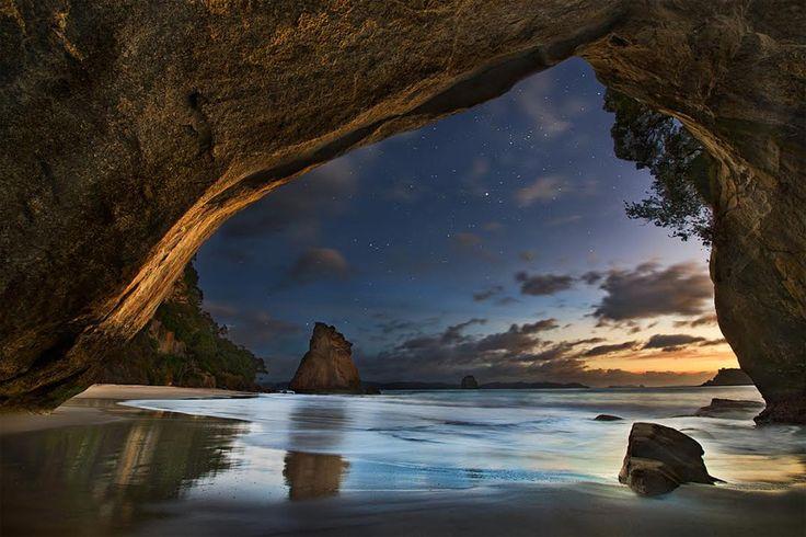 Cathedral Cove Marine Reserve, Te Whanganui- A-Hei