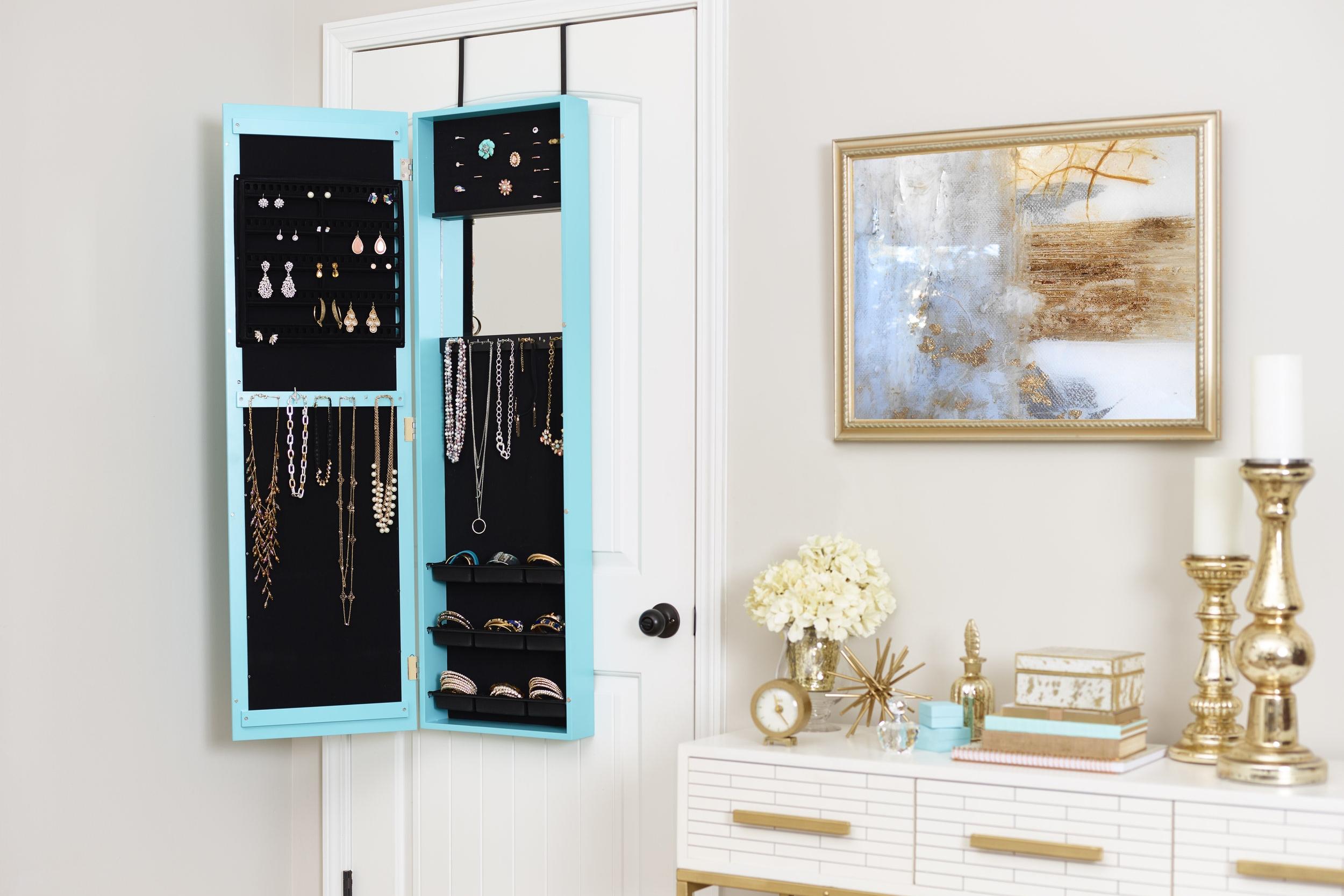 Jewelry Armoires -