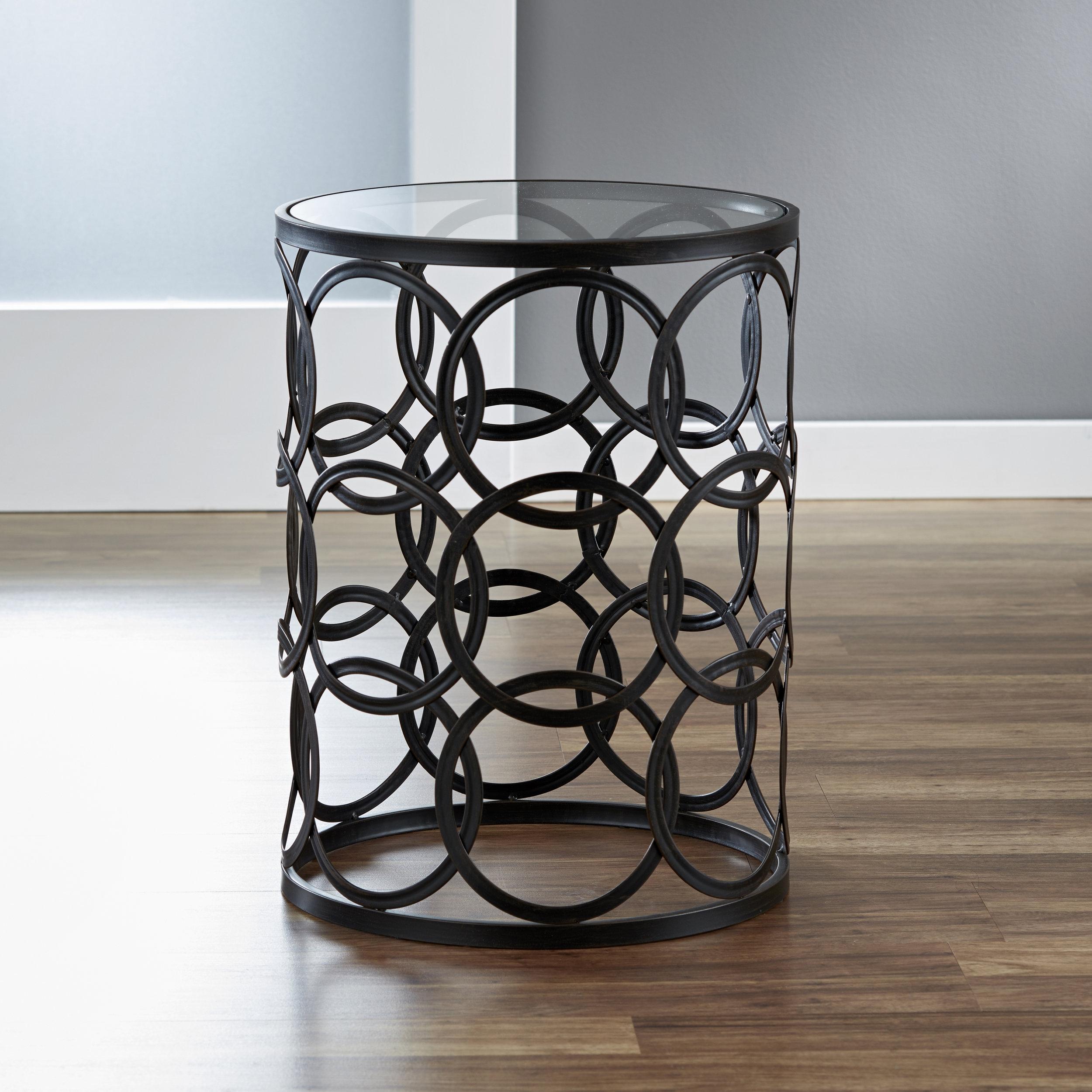 Interlocking Circles Table