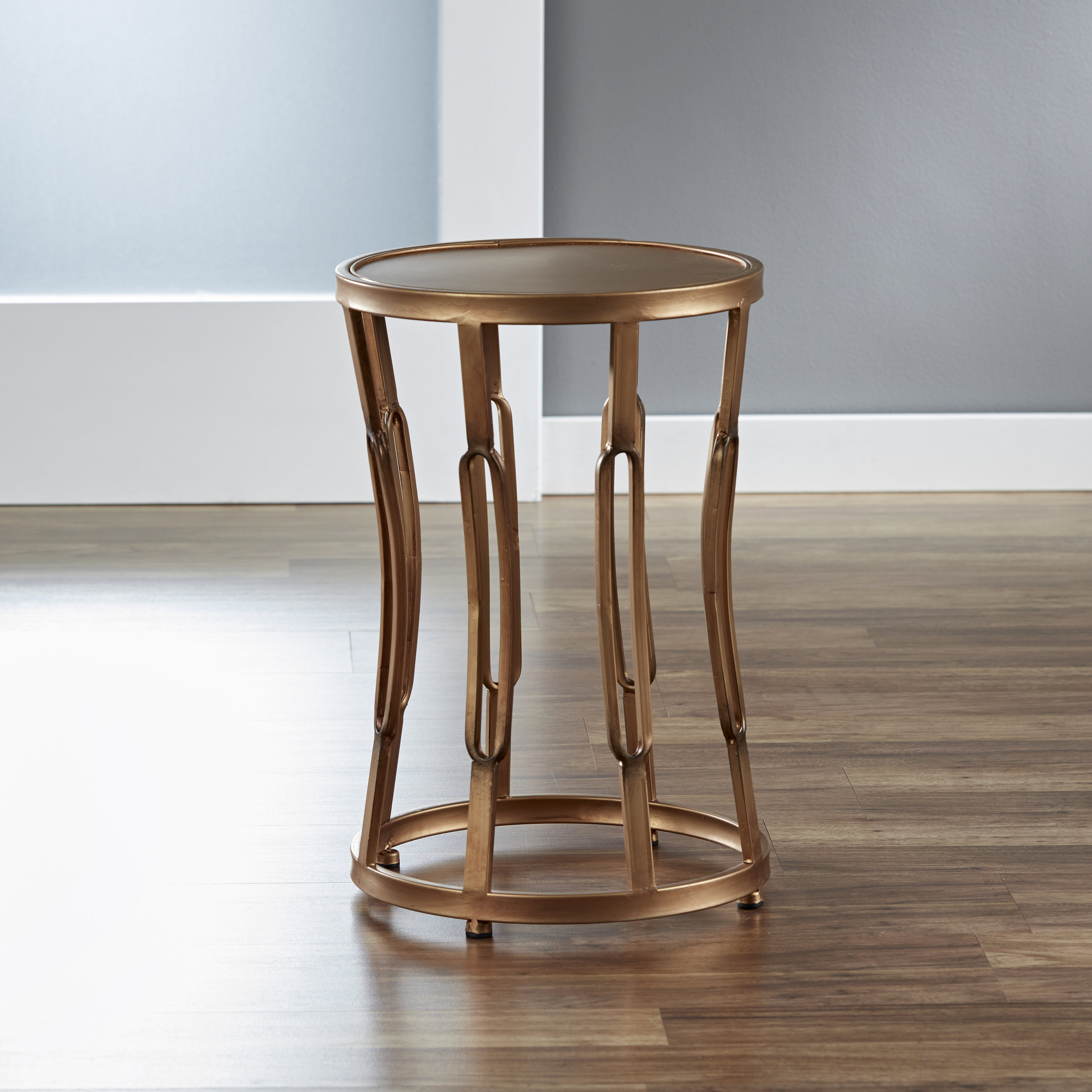Hourglass Side Table