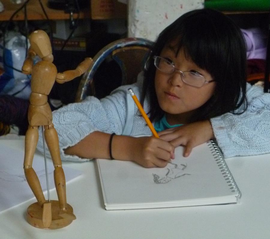 mm crpd josie drawing the manniquin.jpg
