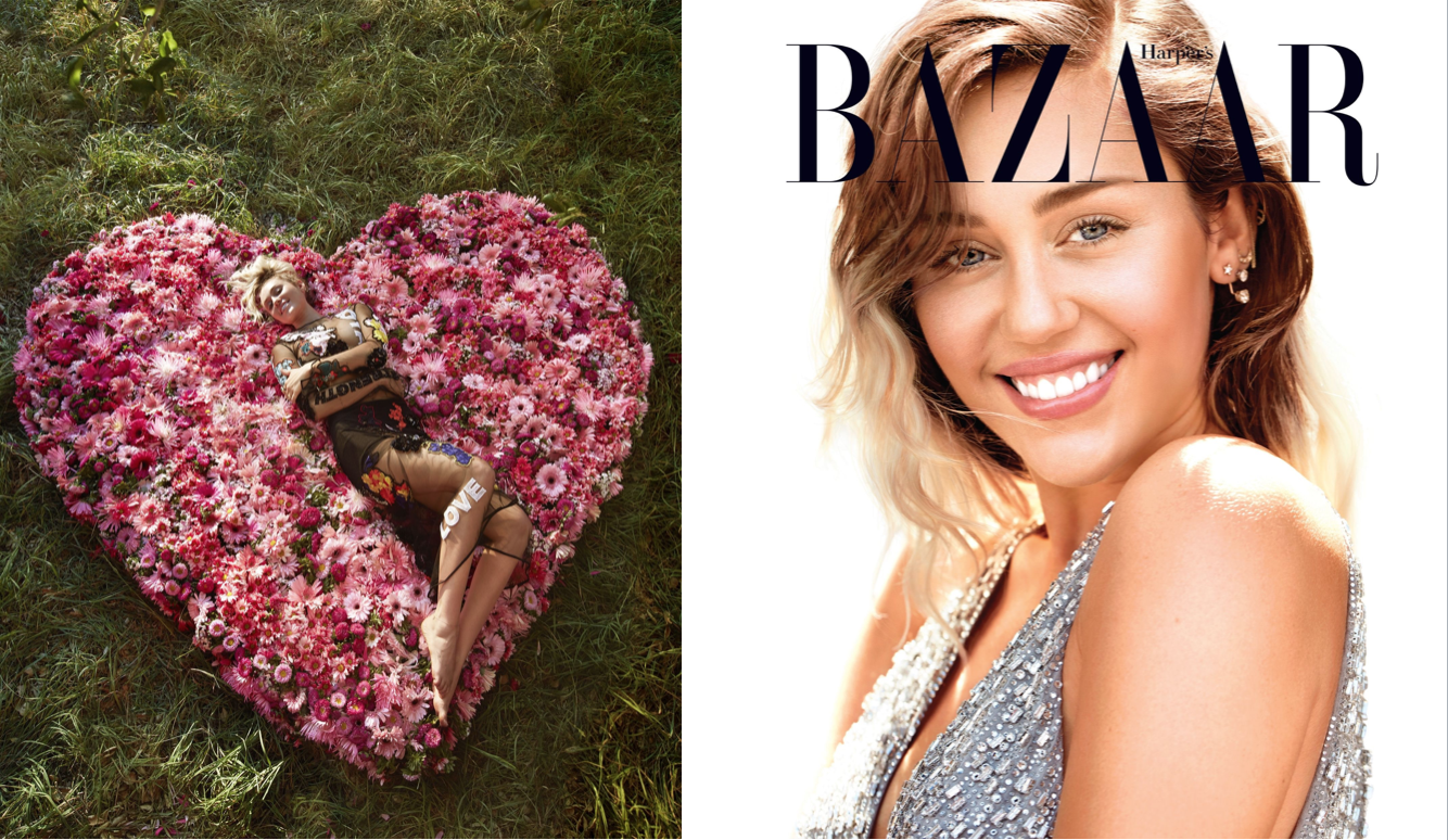 """Summer of Love"" - Harper's Bazaar 2017 August Cover Story  Photographer: Camilla Akrans @ Management Artists  Stylist: Tom Van Dorpe  Producer: Cleveland Jones   Production Manager:  Stefania Consarino  Production Company: Picture Farm"
