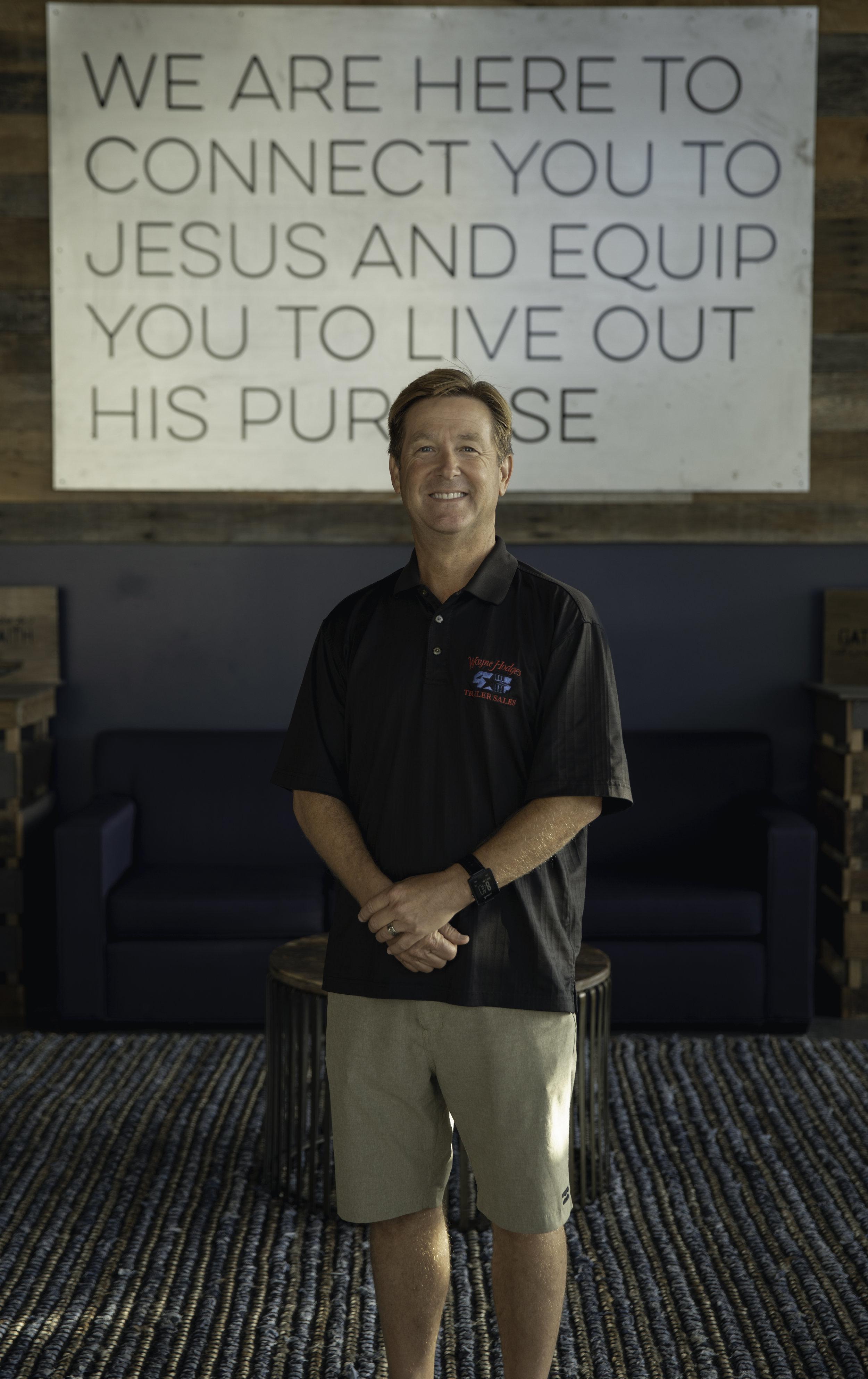 Chris Hodges - Fellowship