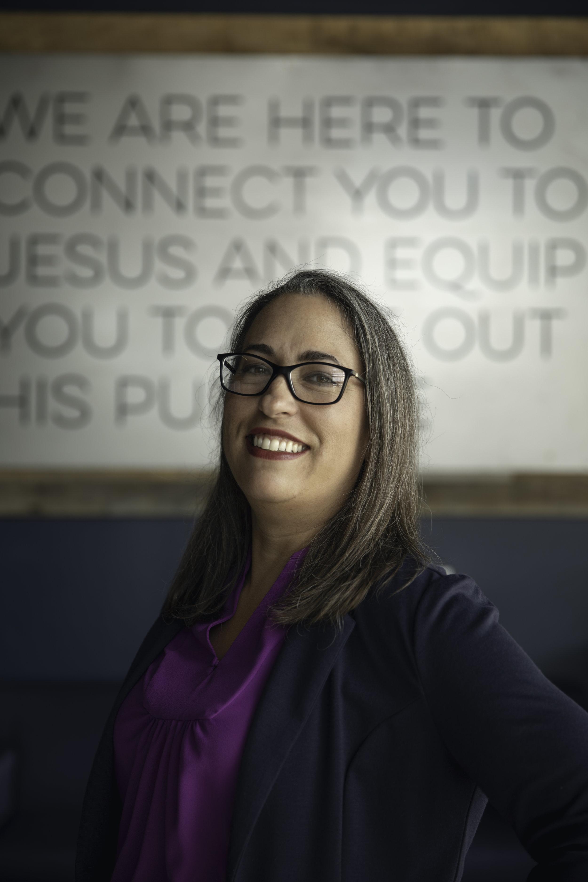 Melissa Meyer  Associate Pastor - Fellowship