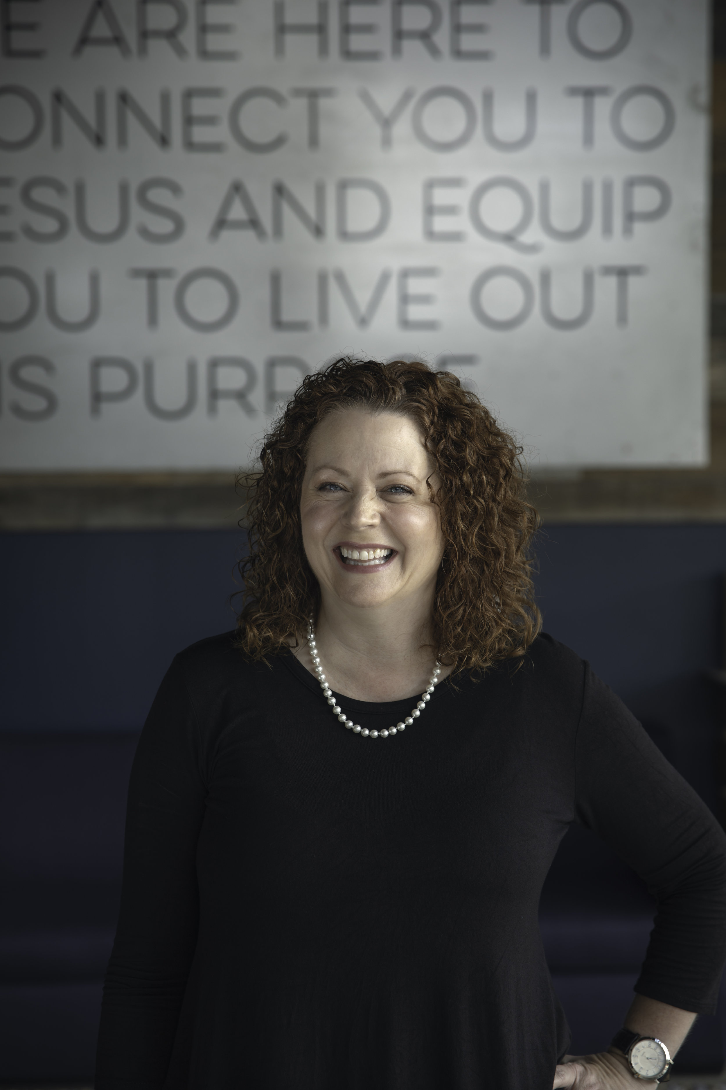 Amy Copeland  Tots/Special Needs/Childcare Pastor - Hudson Oaks