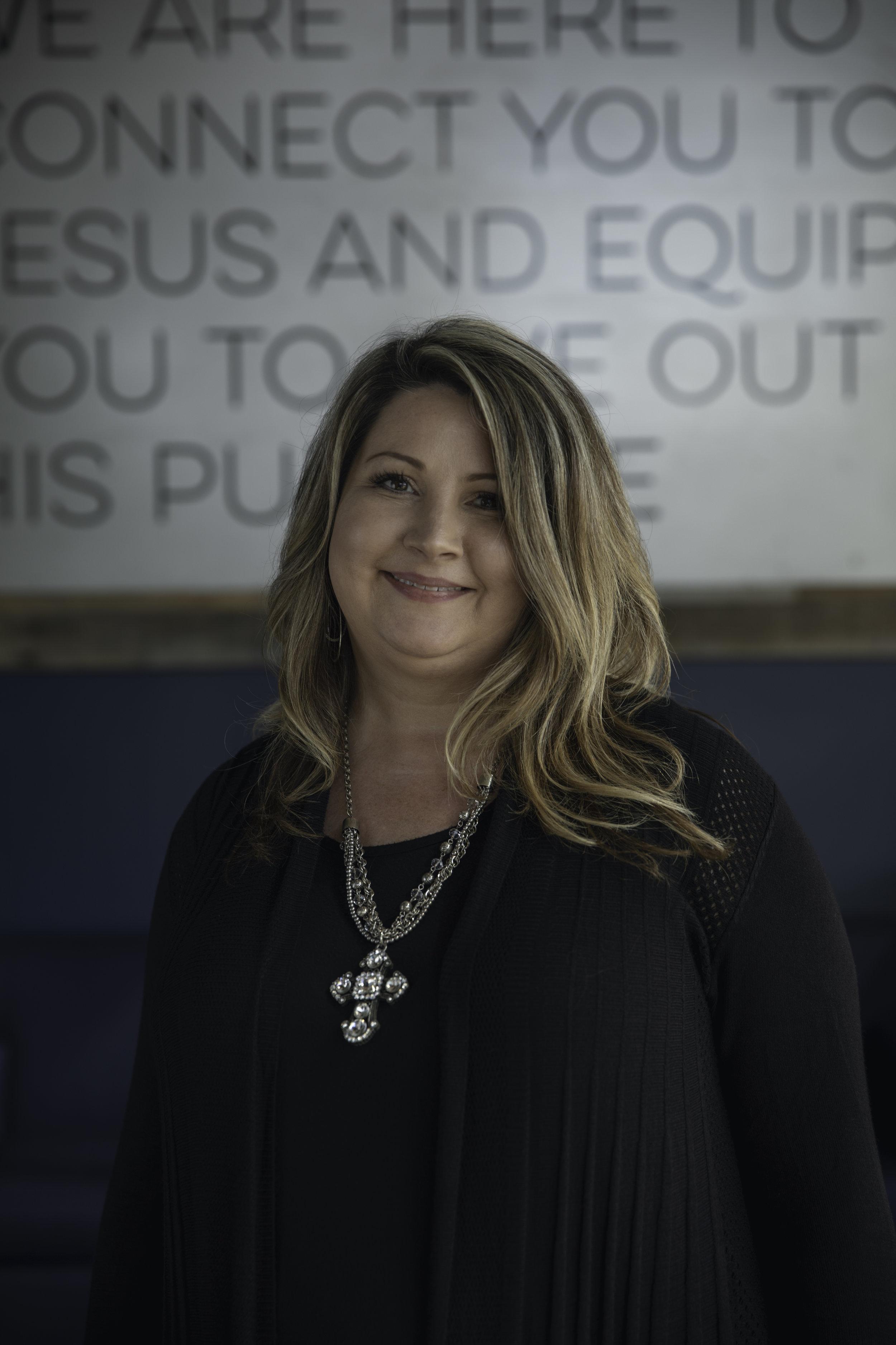 Karen Hohler  Operations Director - Fellowship