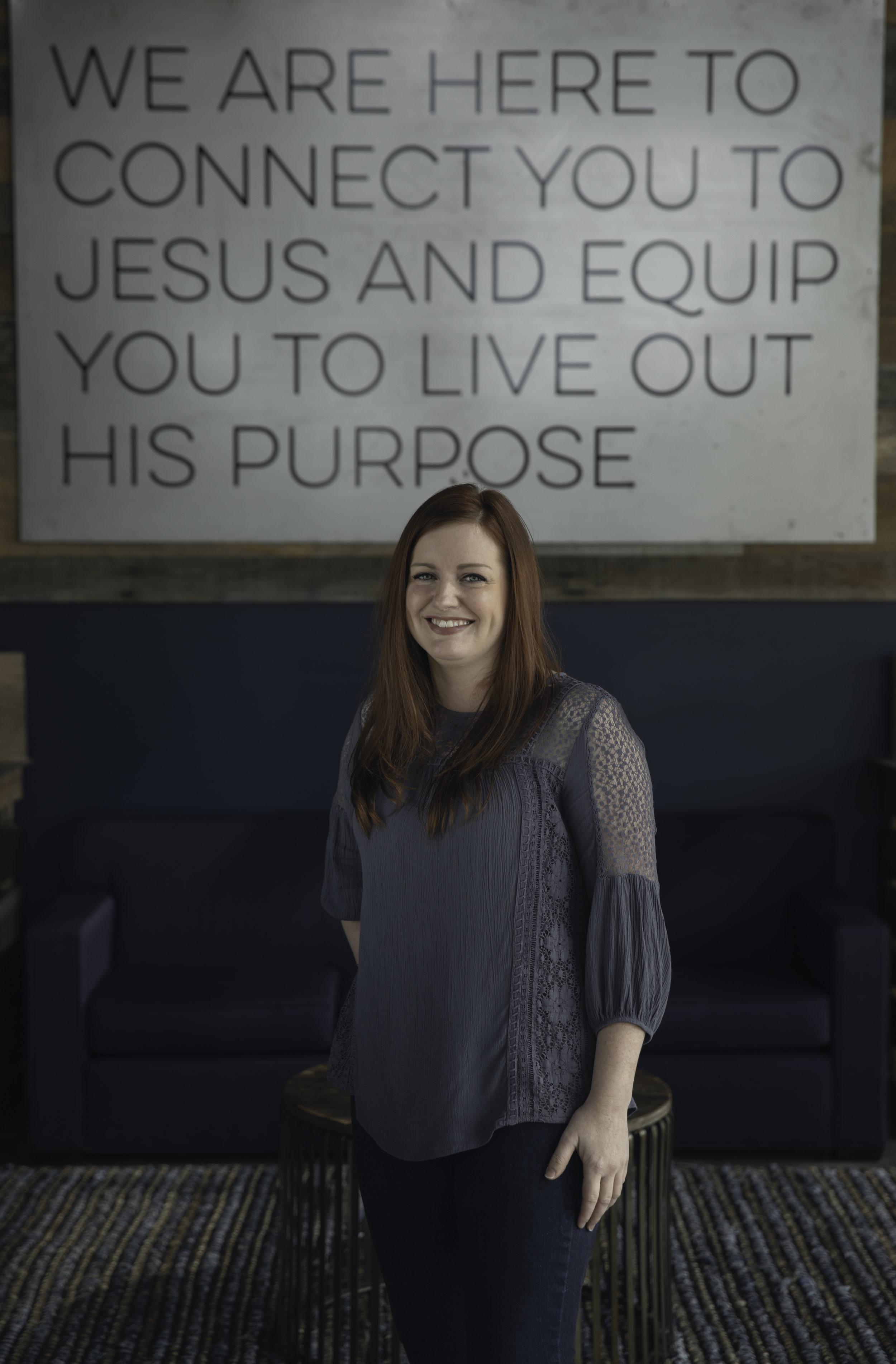 Jenn James  Executive Assistant - Hudson Oaks