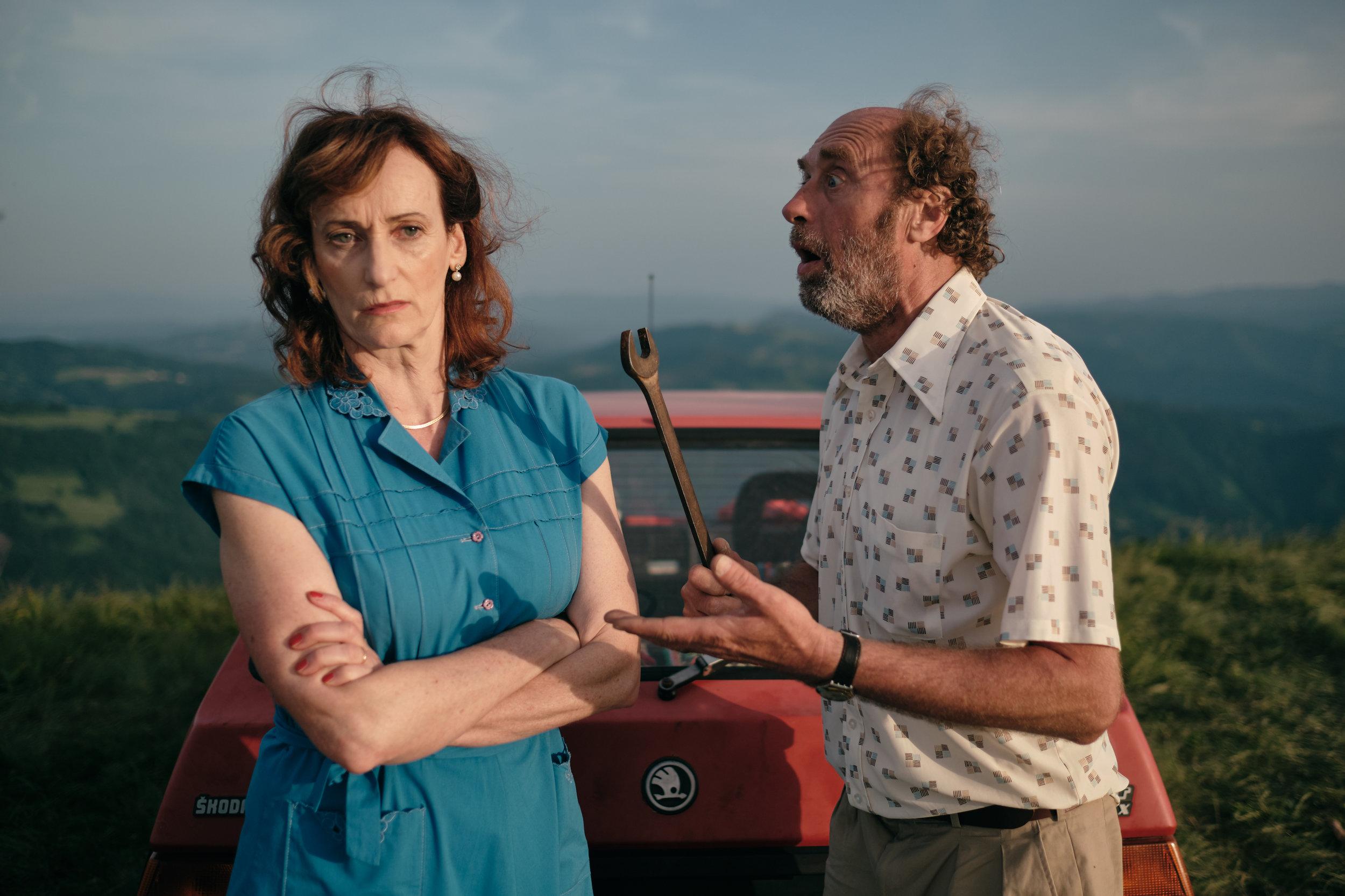 'Kratki rezi' (2019)    Production: EnaBanda    Director: Jure Dostal    DOP: Darko Sintic    In frame: Sasa Pavcek, Janez Skof