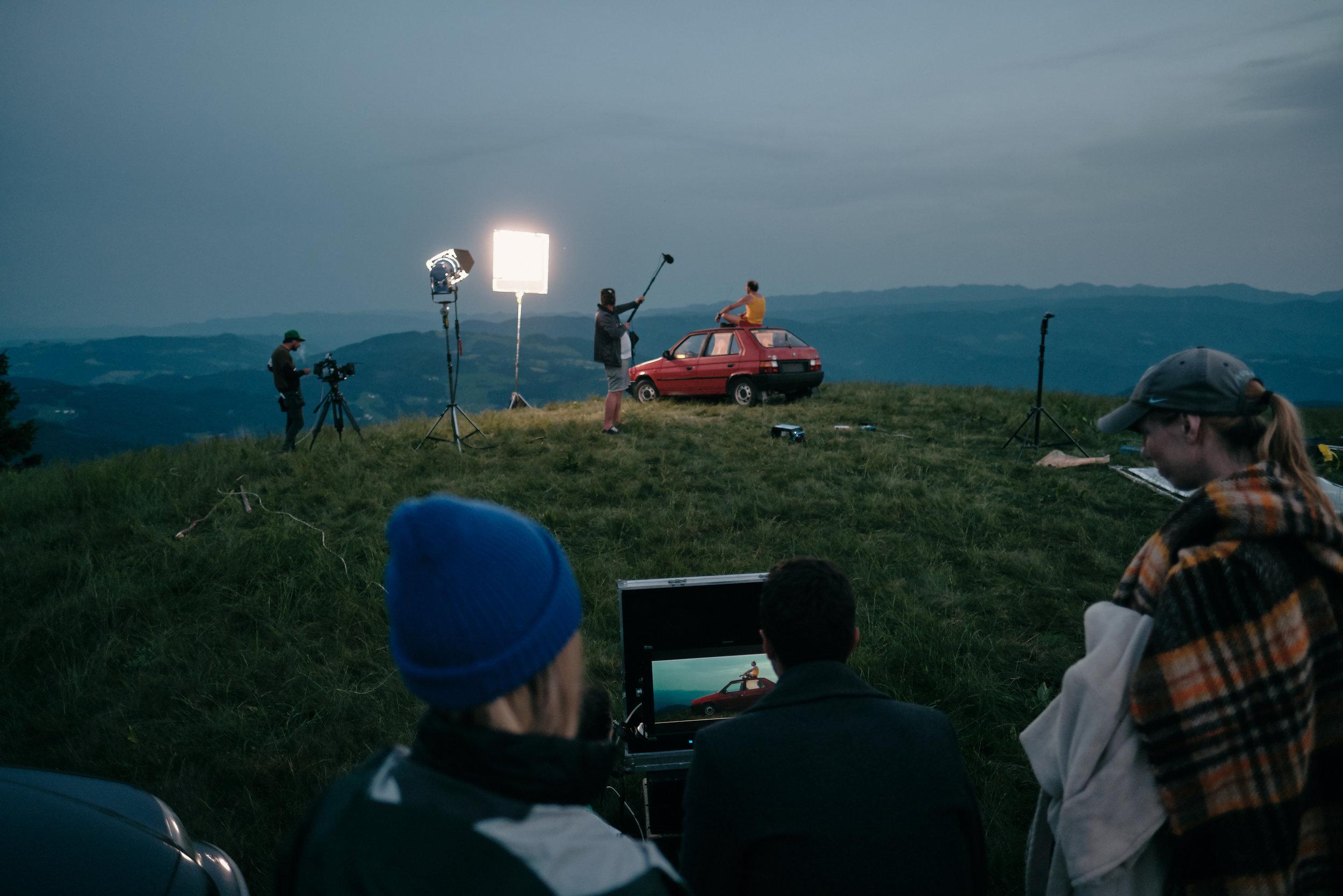 'Kratki rezi' (2019)    Production: EnaBanda    Director: Jure Dostal    DOP: Darko Sintic