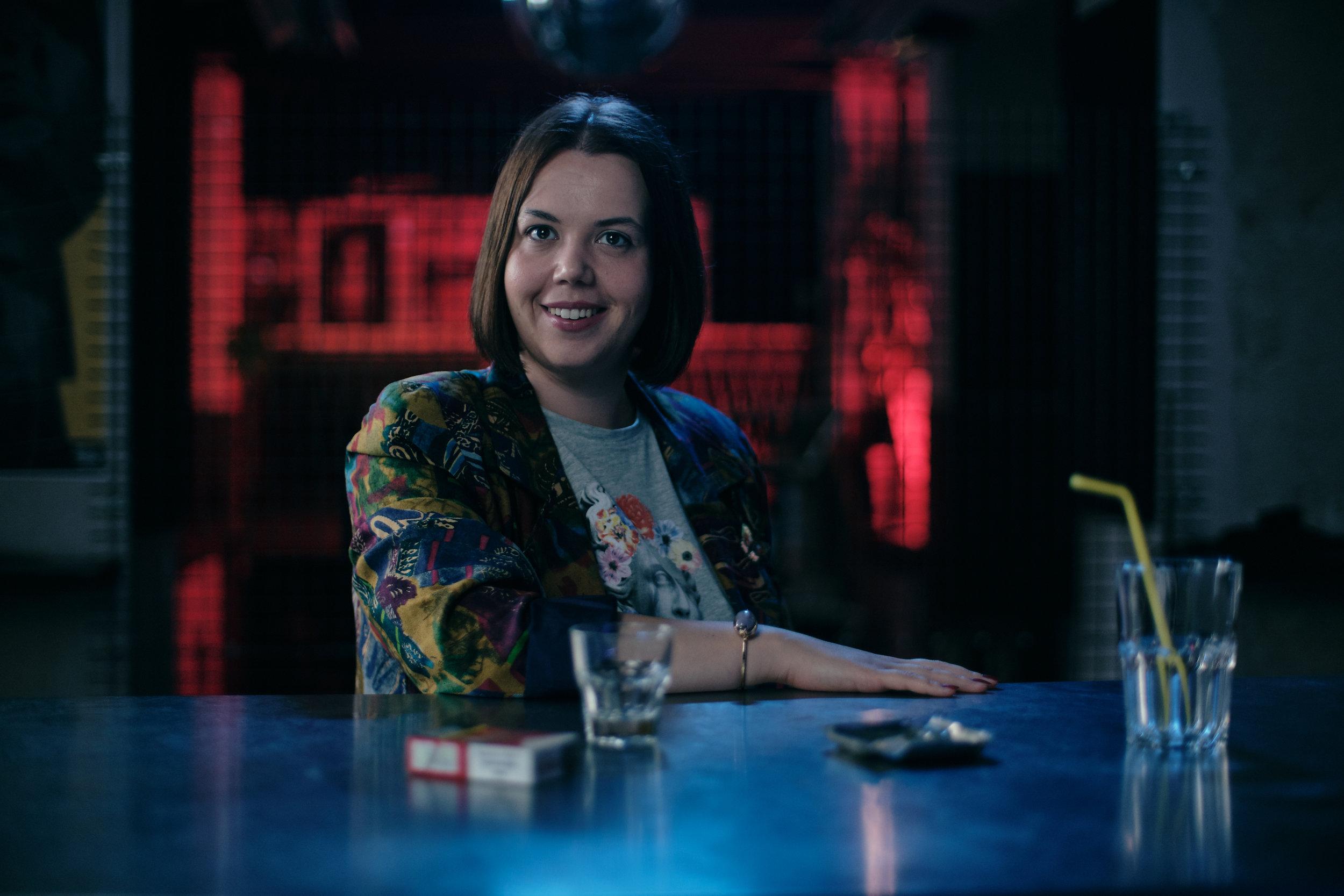 'LP, Lena' season 2 (2019)    Production: Veto    Director: Ema Muc    DOP: Dejan Ulaga    In frame: Sara Dirnbek