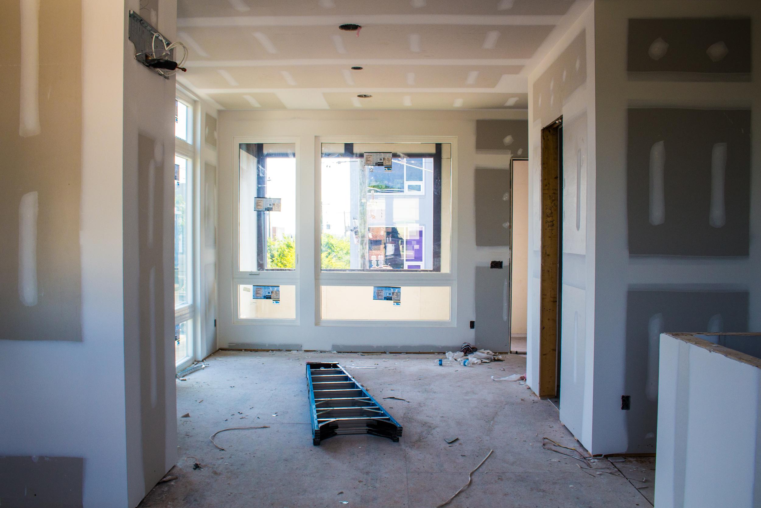 Rogue Interior progress