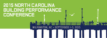 2015 NC Building Performance Conference