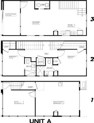 Rogue Floor plans