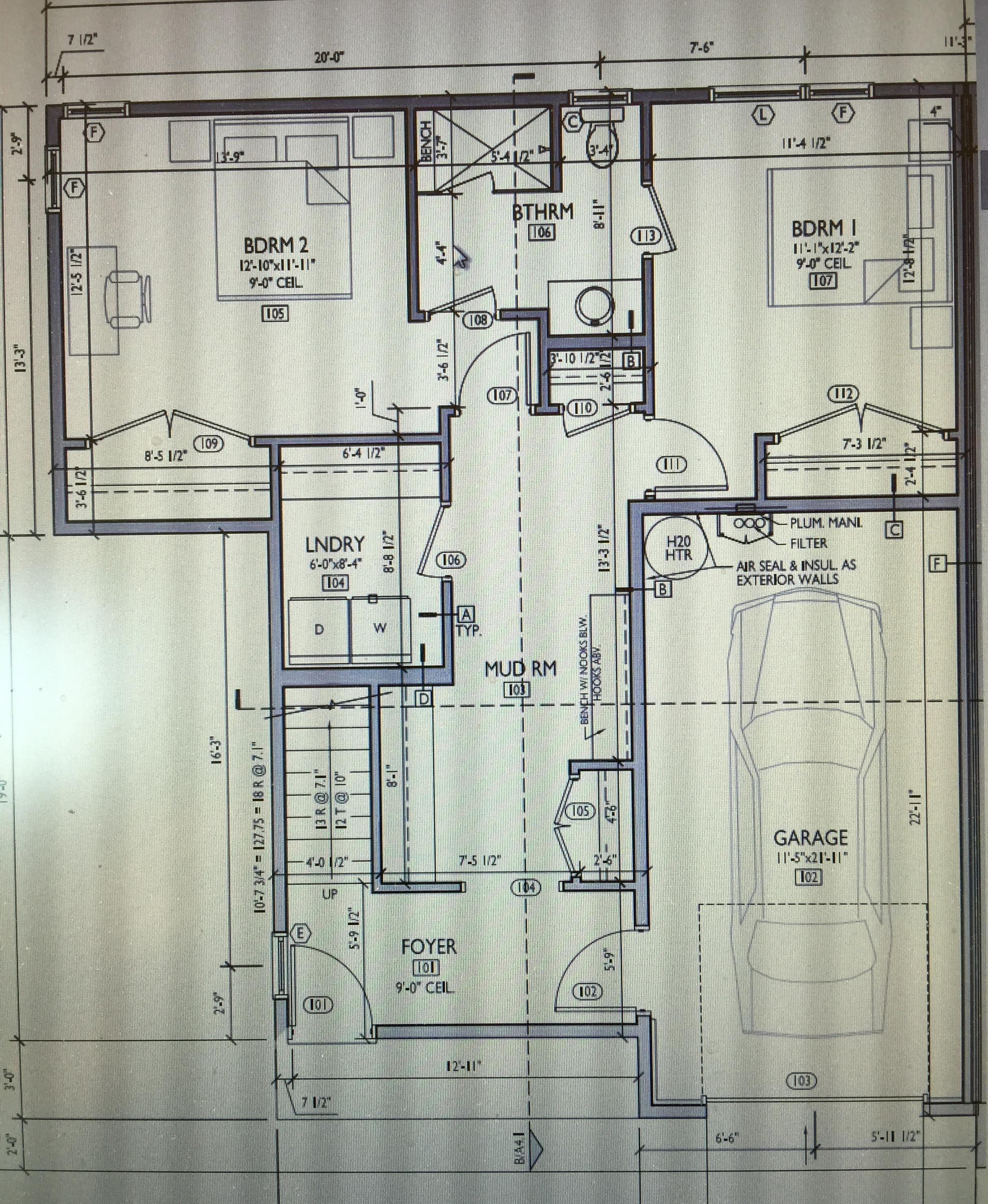 Tonbo Meadow layout