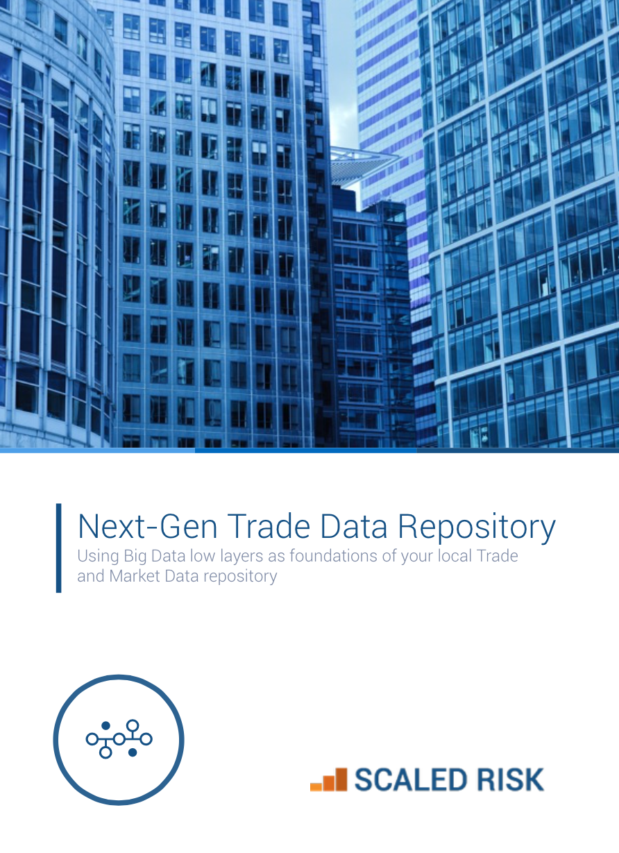 WHITE PAPER: Next Generation Trade Repository