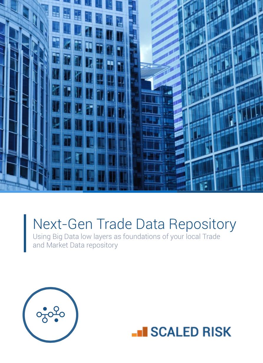 WHITE PAPER: Next-Gen Trade Repository