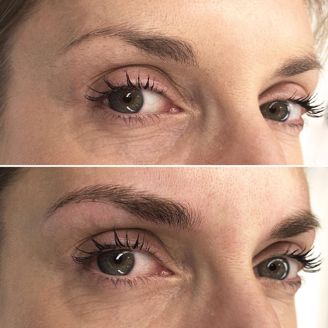 Kelly L. - Cara gave me such a professional service, she is so thorough, and a total perfectionist which is just what you want! My brows look amazing, natural and full - highly recommend her!