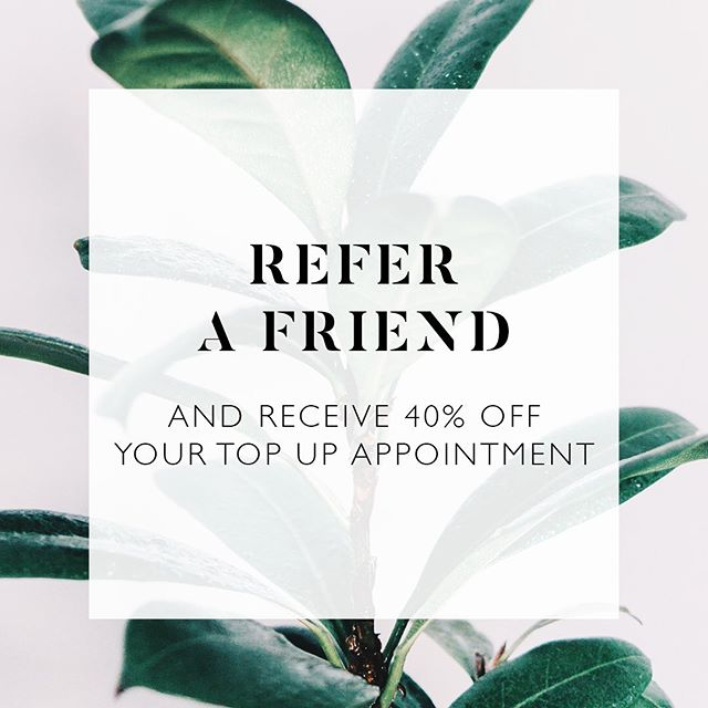 Still running this great offer for all my clients. When you refer a friend to book an appointment, you'll revive 40% off your top up session ✨👯‍♀️⠀ .⁣⠀⠀ .⁣⠀⠀ .⁣⠀⠀ #carascottcosmetics #microblading #phibrows #brows #phiacademy #semipermanentmakeup #eyebrows #microbladingeyebrows #beauty #micropigmentation #eyebrowtattoo #3dbrows #microbladingbrows #cosmetictattoo #eyebrowsonfleek #browgoals #browgame #mircobladinglondon