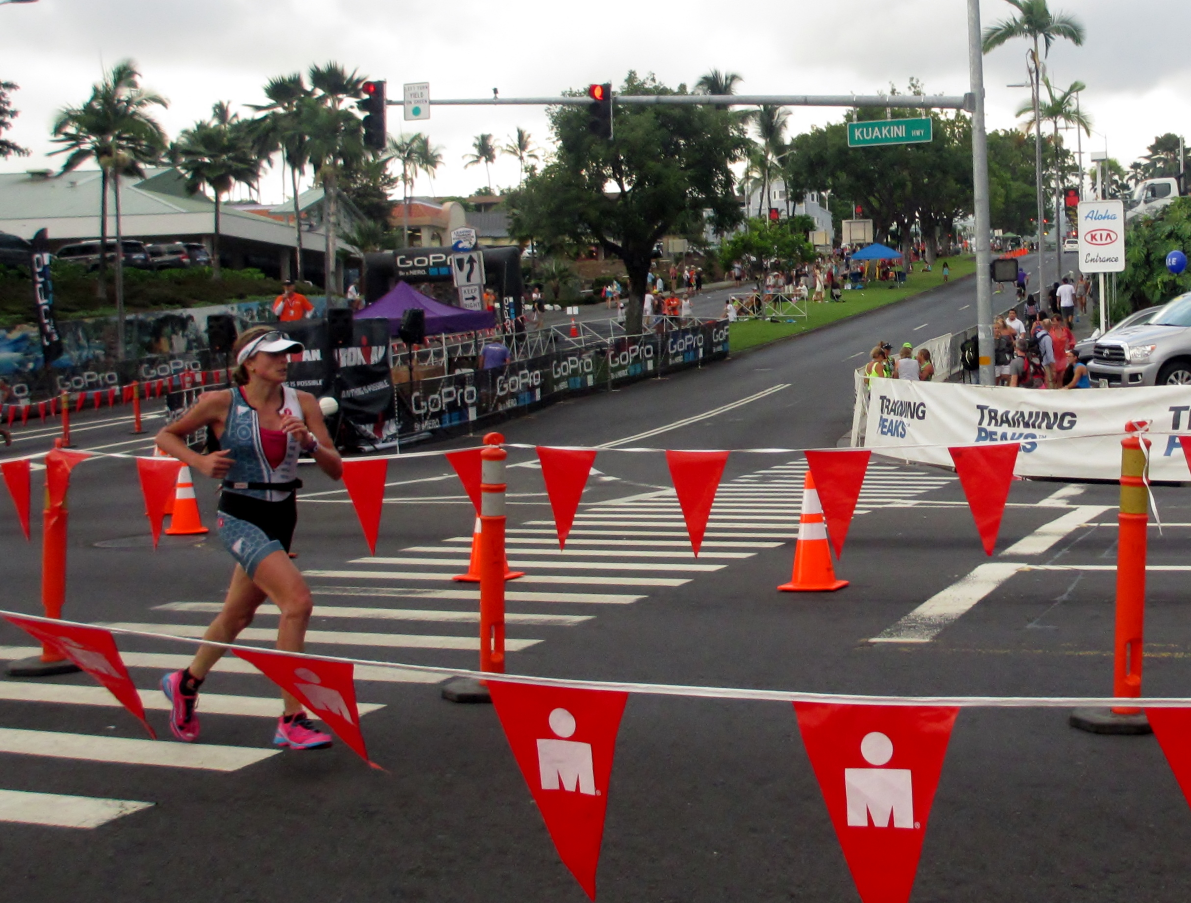 Crushing the final mile.